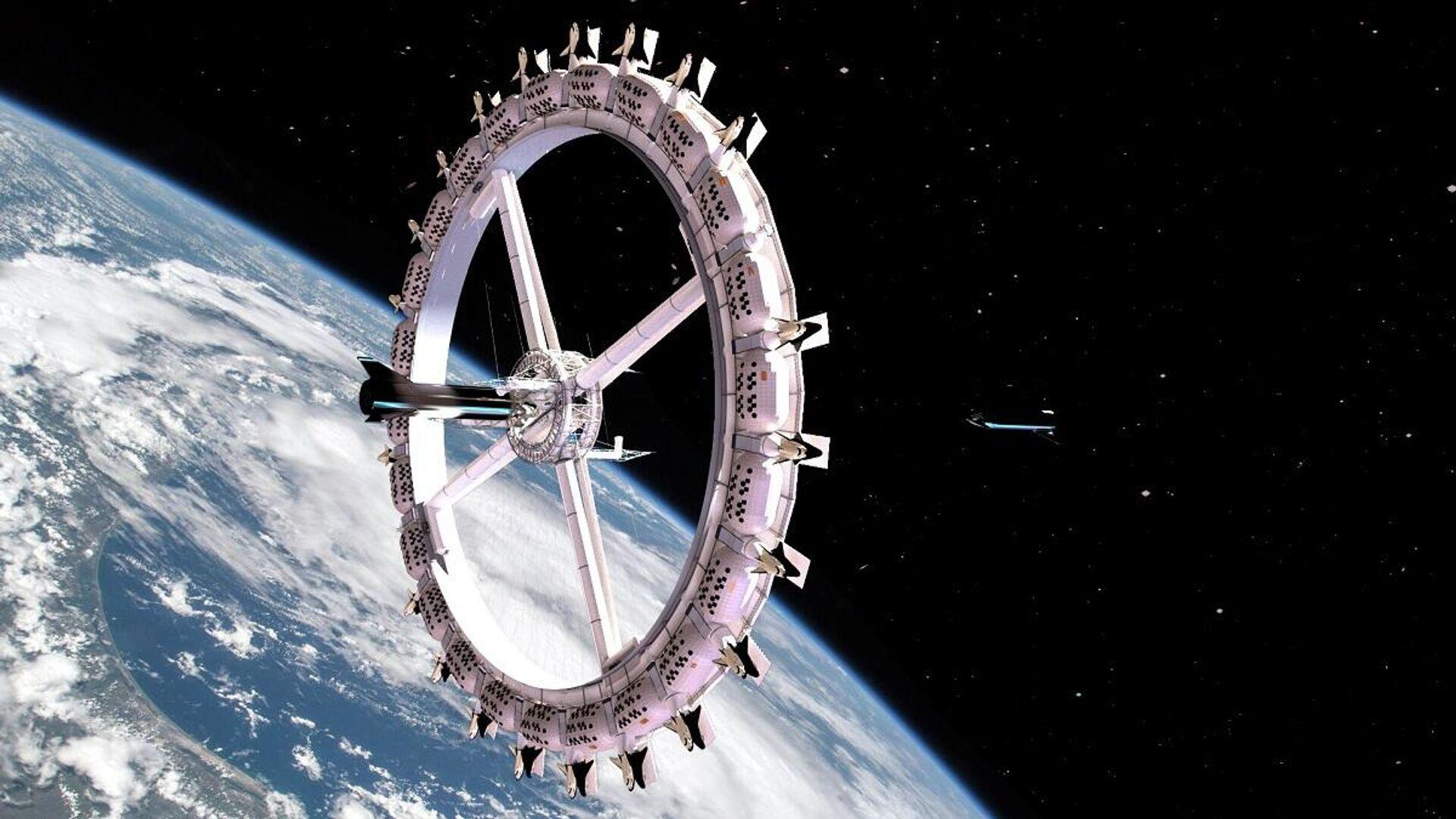 Voyager Station - Sputnik Mundo, 1920, 05.03.2021