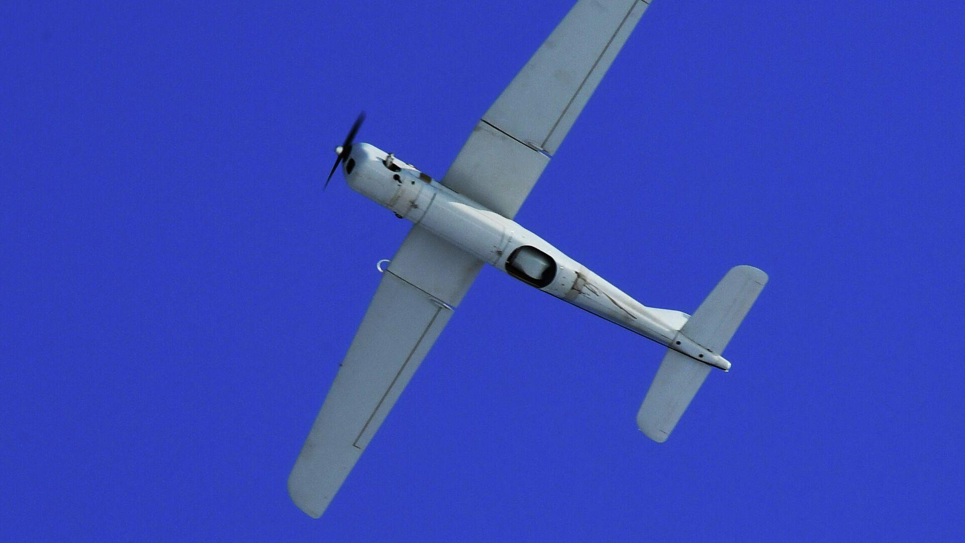Un vehículo aéreo no tripulados de alta velocidad - Sputnik Mundo, 1920, 10.03.2021