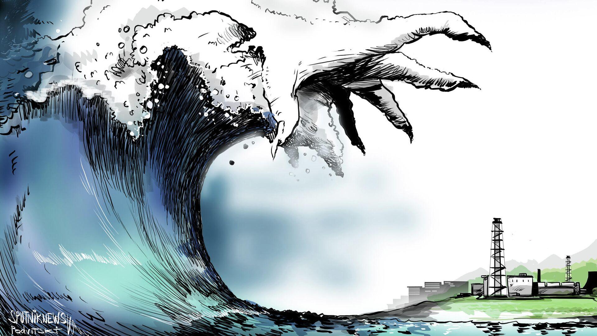 A 10 años de la tragedia de Fukushima - Sputnik Mundo, 1920, 11.03.2021