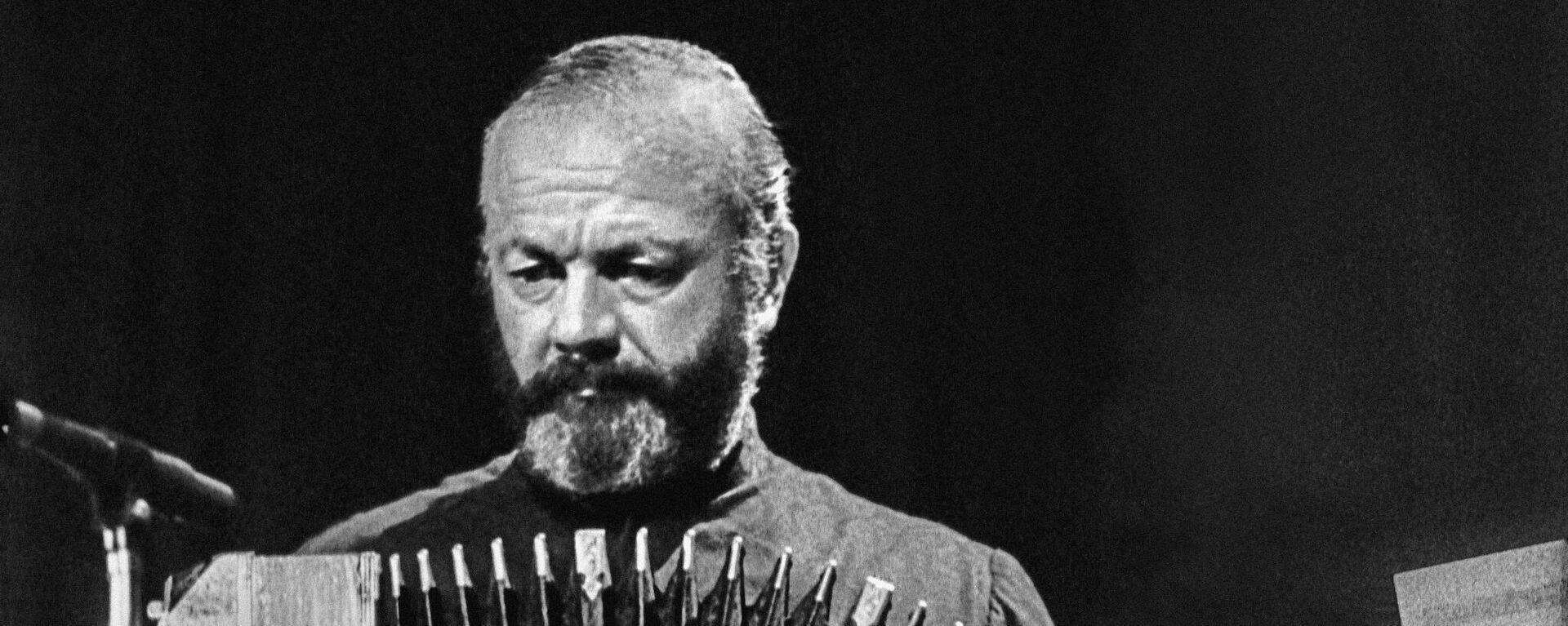 Ástor Piazzolla en 1971 - Sputnik Mundo, 1920, 11.03.2021