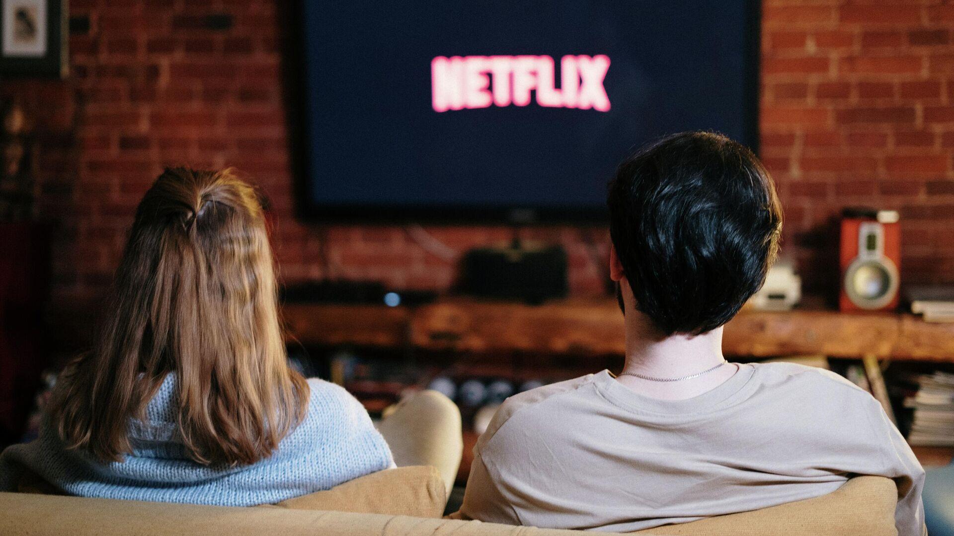 Netflix, imagen referencial - Sputnik Mundo, 1920, 12.03.2021