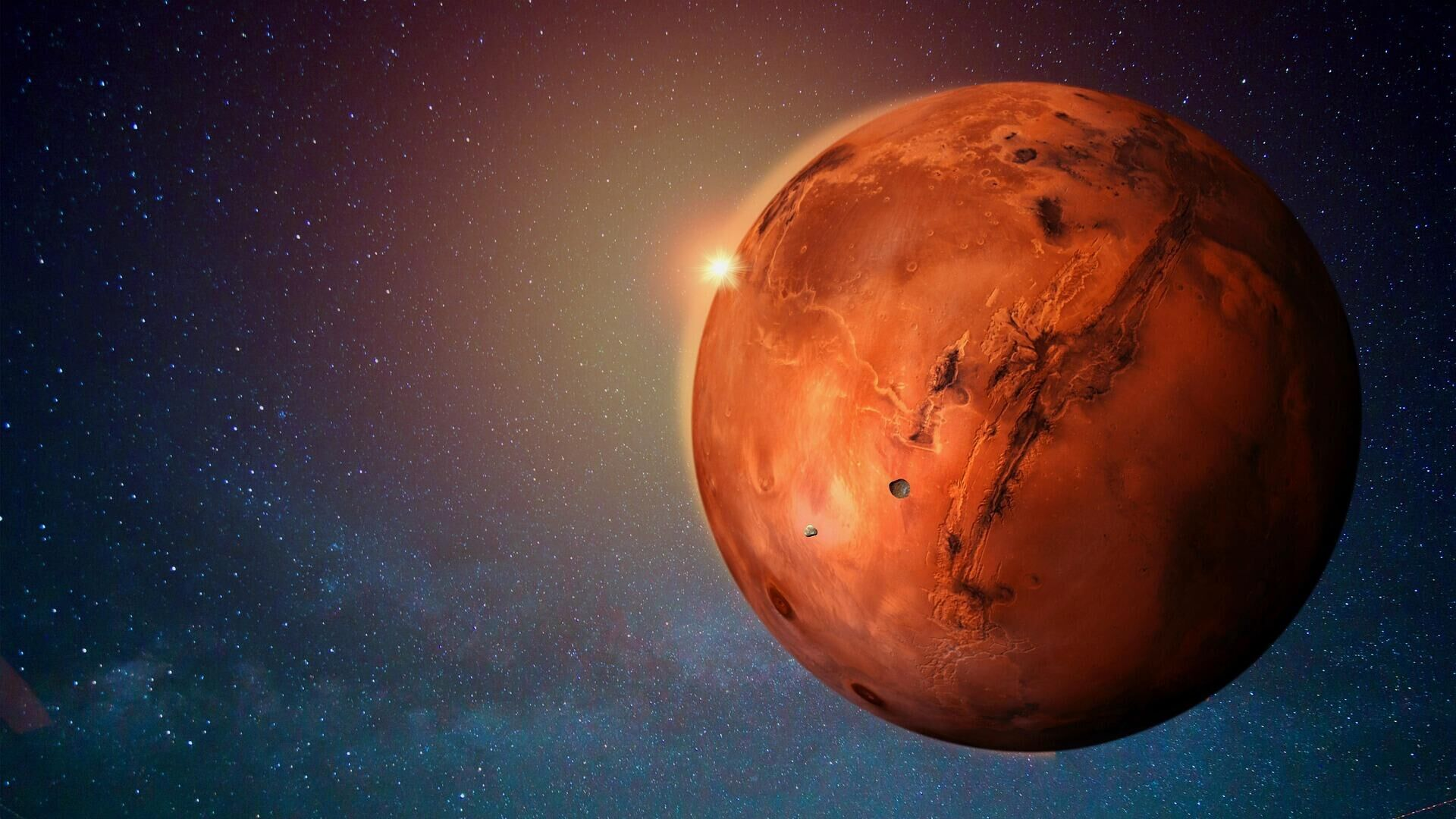 Marte - Sputnik Mundo, 1920, 05.04.2021