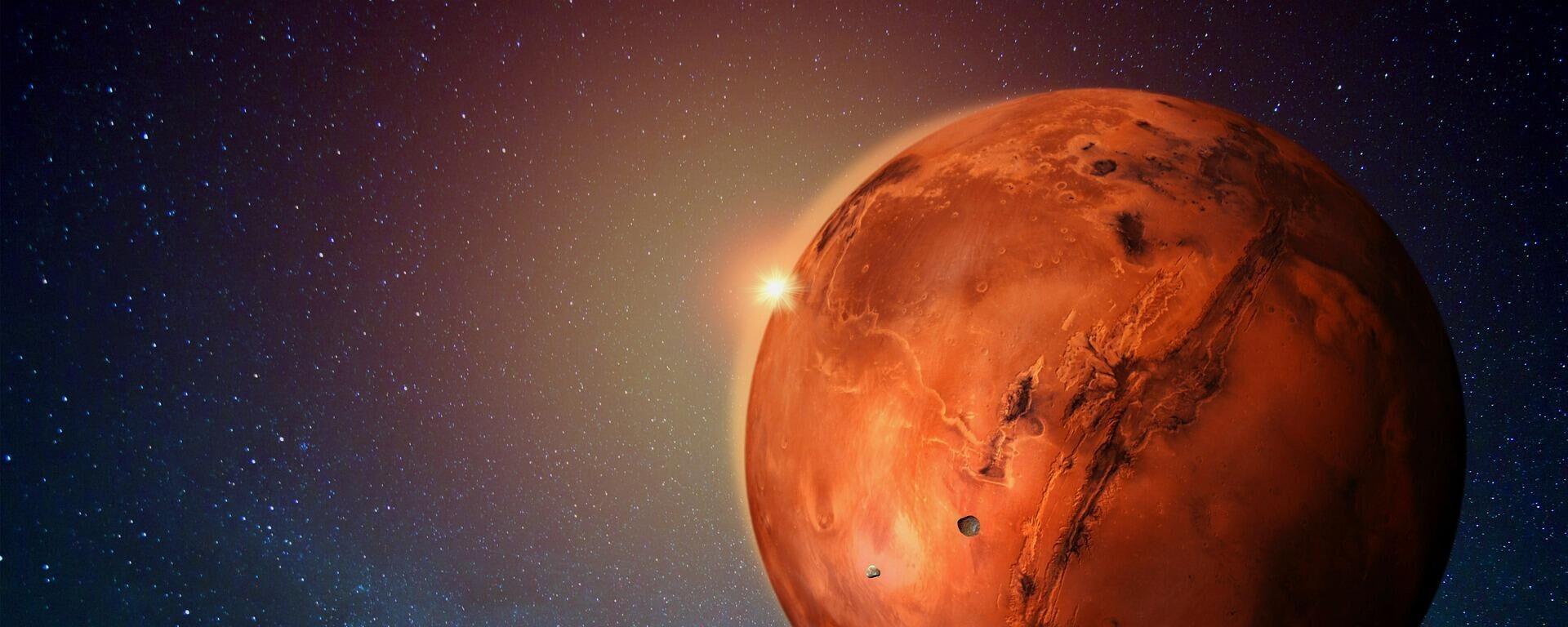 Marte - Sputnik Mundo, 1920, 09.06.2021