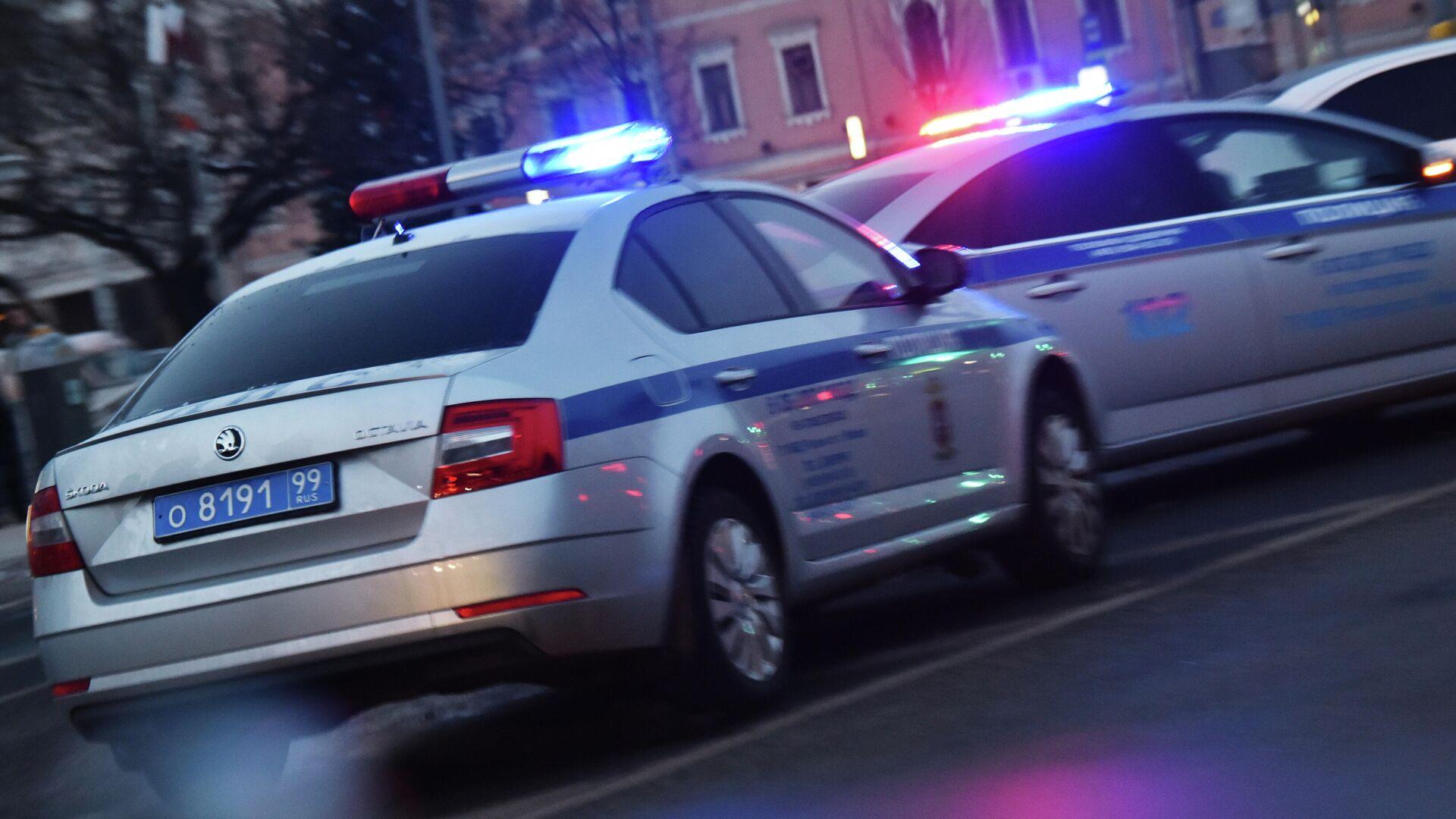 Un coche policial ruso (foto referencial) - Sputnik Mundo, 1920, 13.03.2021