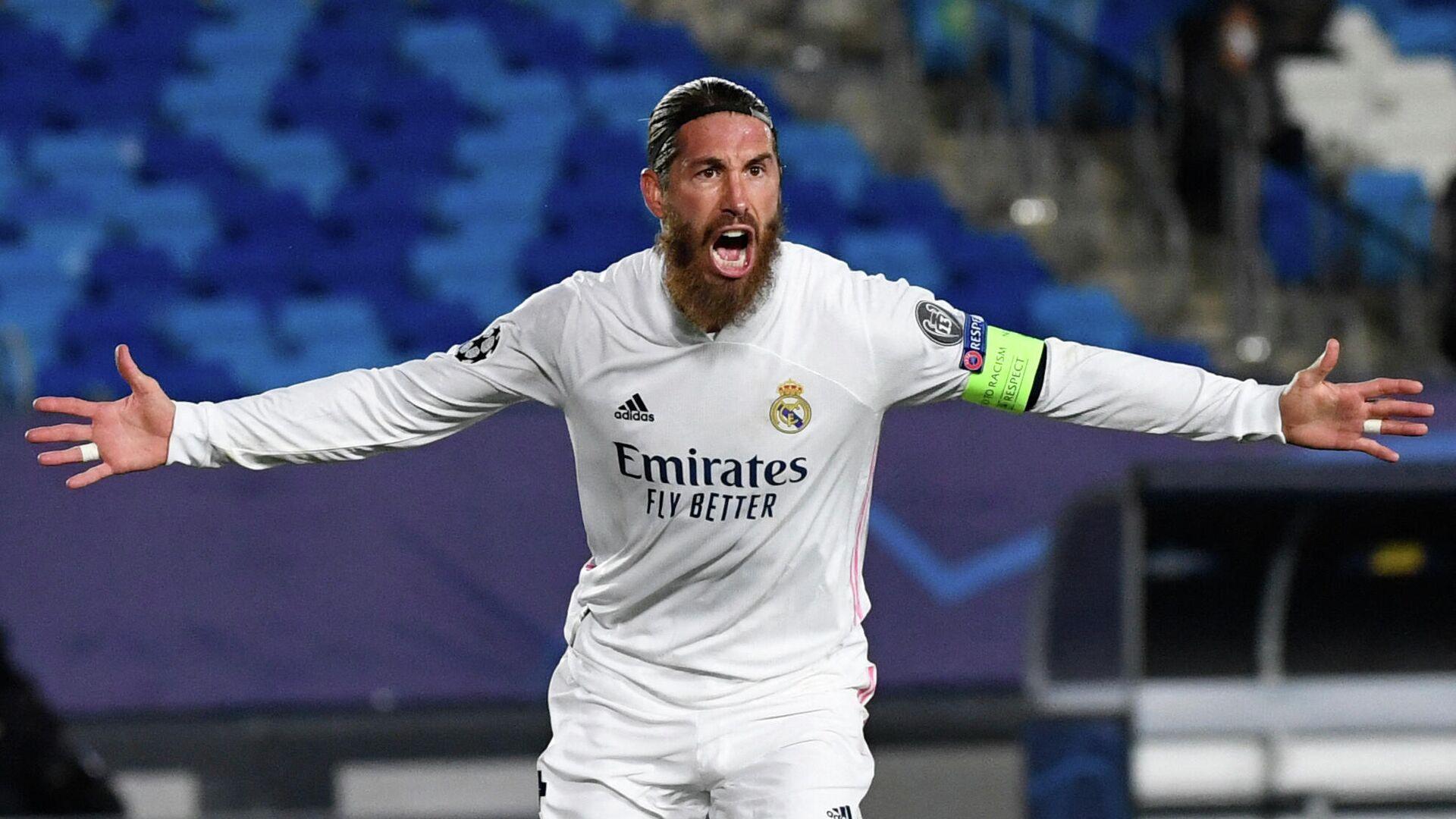 Sergio Ramos, futbolista español - Sputnik Mundo, 1920, 13.04.2021