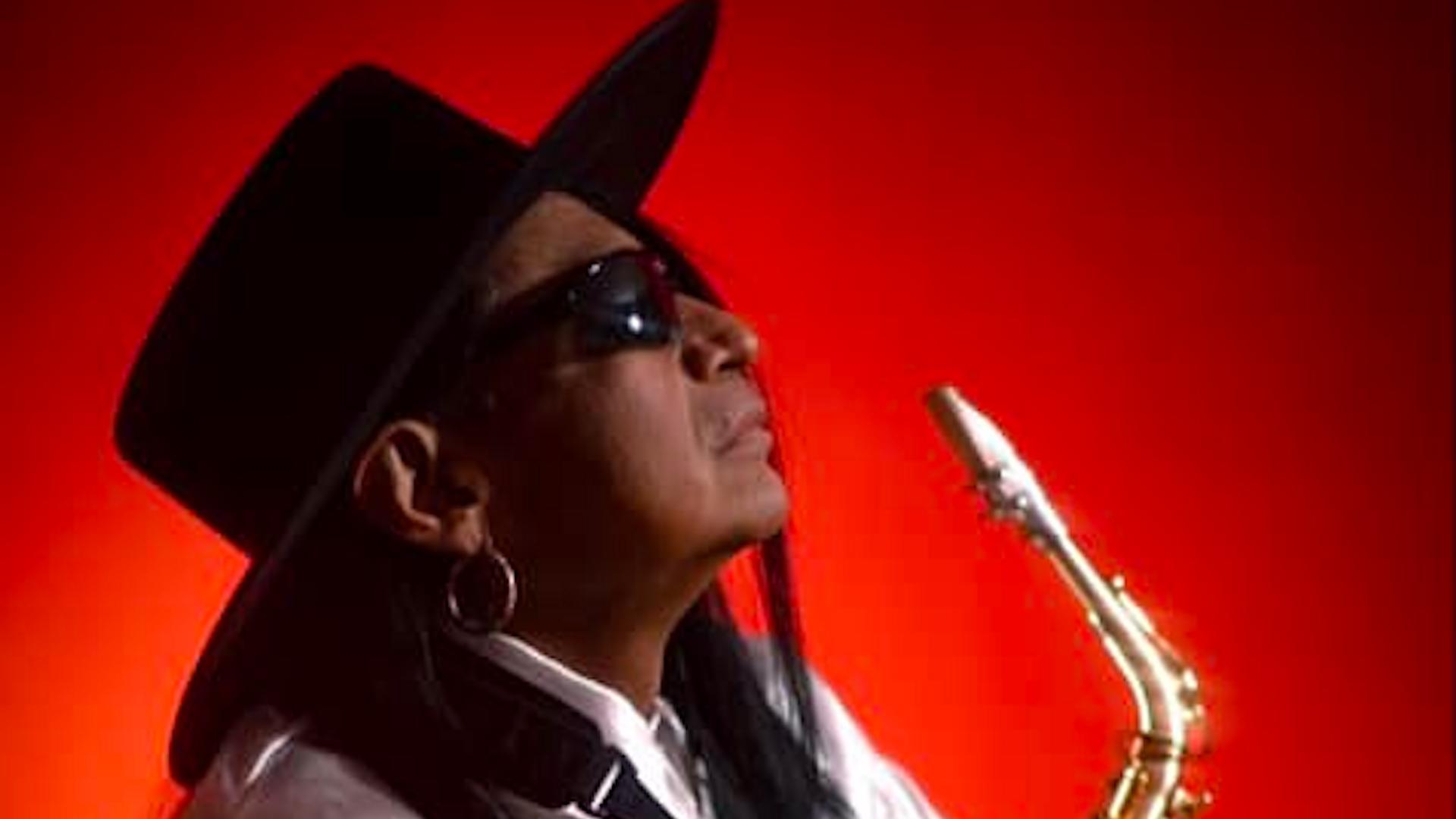 Eulalio Cervantes Galarza, mejor conocido como Sax, integrante de la banda mexicana Maldita Vecindad - Sputnik Mundo, 1920, 14.03.2021
