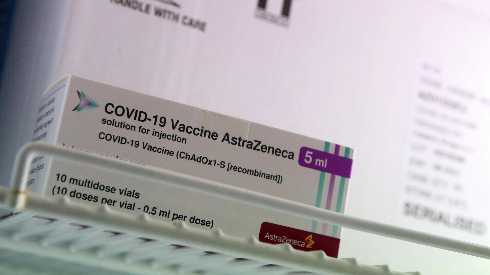 Vacuna anti-COVID de AstraZeneca - Sputnik Mundo, 1920, 11.04.2021