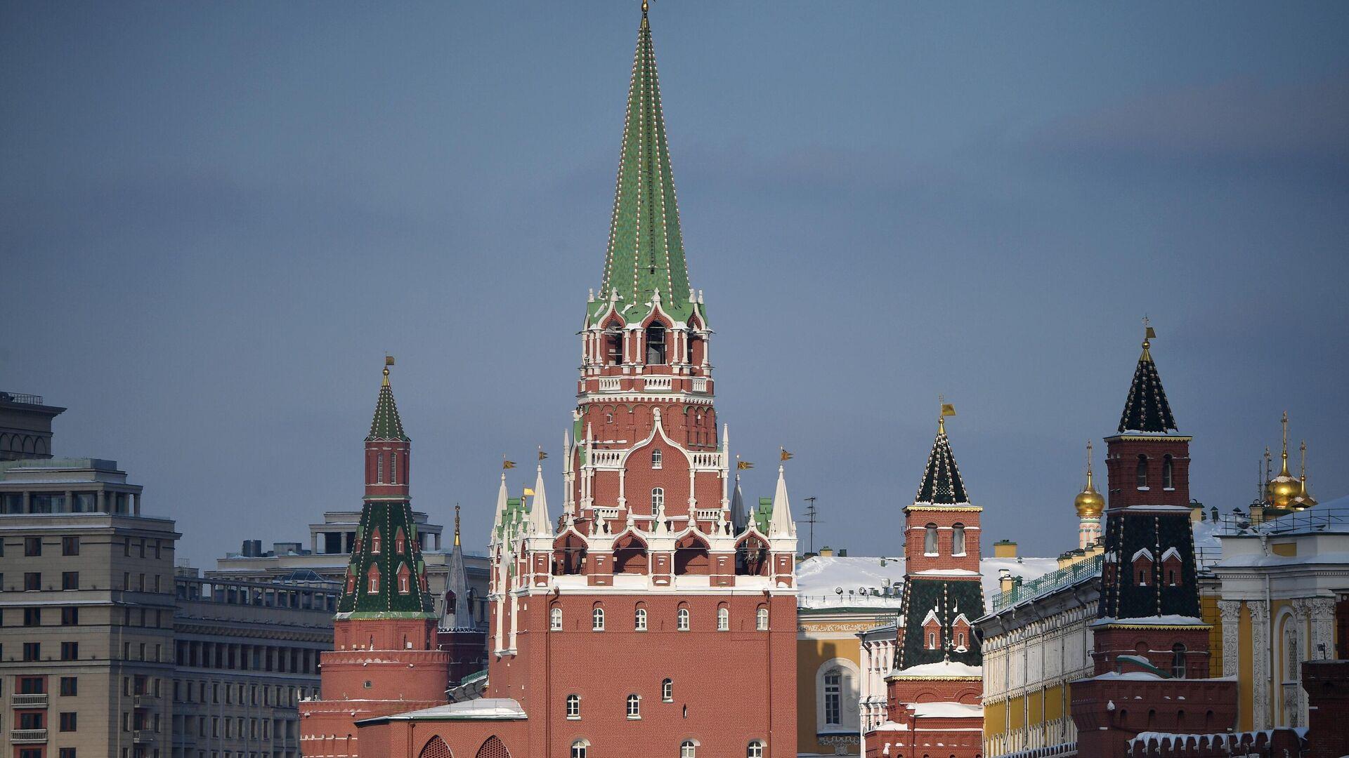 El Kremlin de Moscú, Rusia - Sputnik Mundo, 1920, 16.03.2021