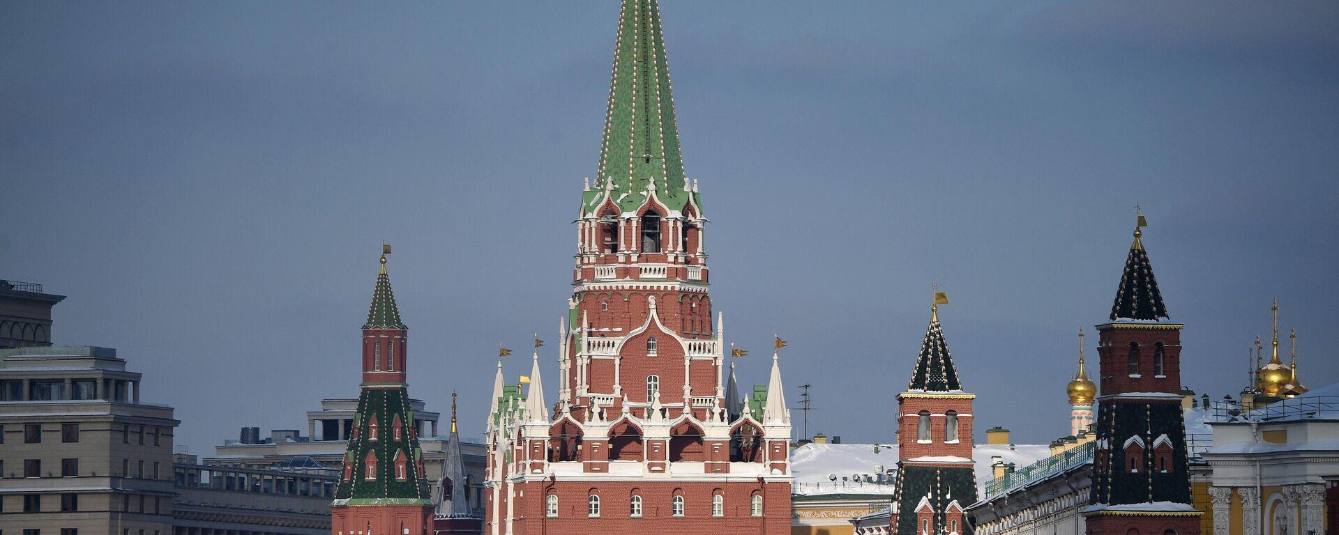 El Kremlin de Moscú, Rusia - Sputnik Mundo, 1920, 16.06.2021