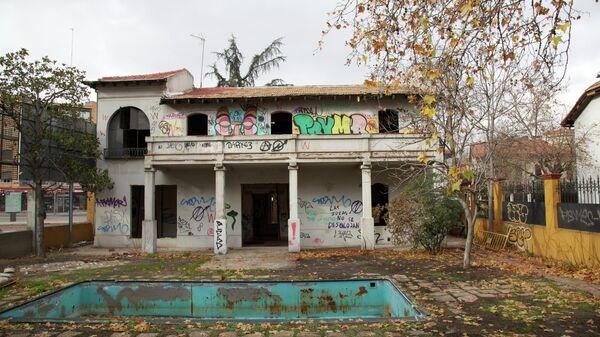 Una casa vacía en España - Sputnik Mundo