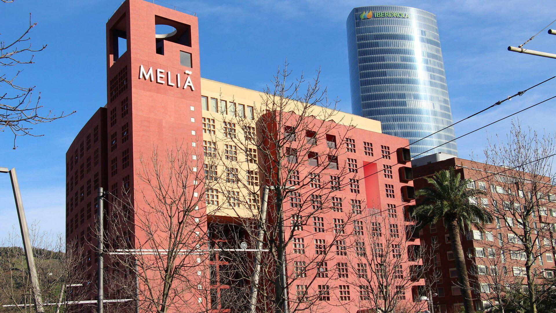 Hotel Meliá Bilbao, en Bilbao - Sputnik Mundo, 1920, 17.03.2021