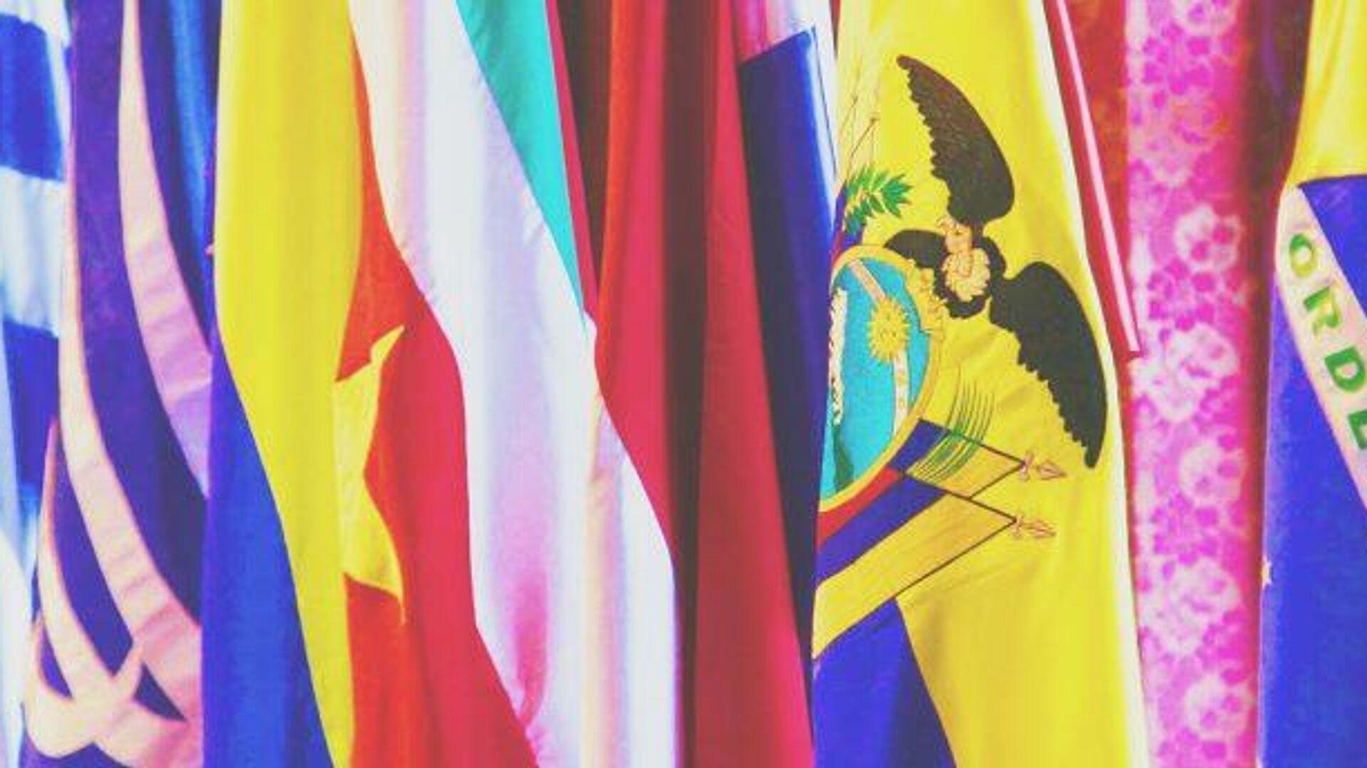Ecuador: arranca campaña electoral para presidenciales del 11 de abril - Sputnik Mundo, 1920, 18.03.2021