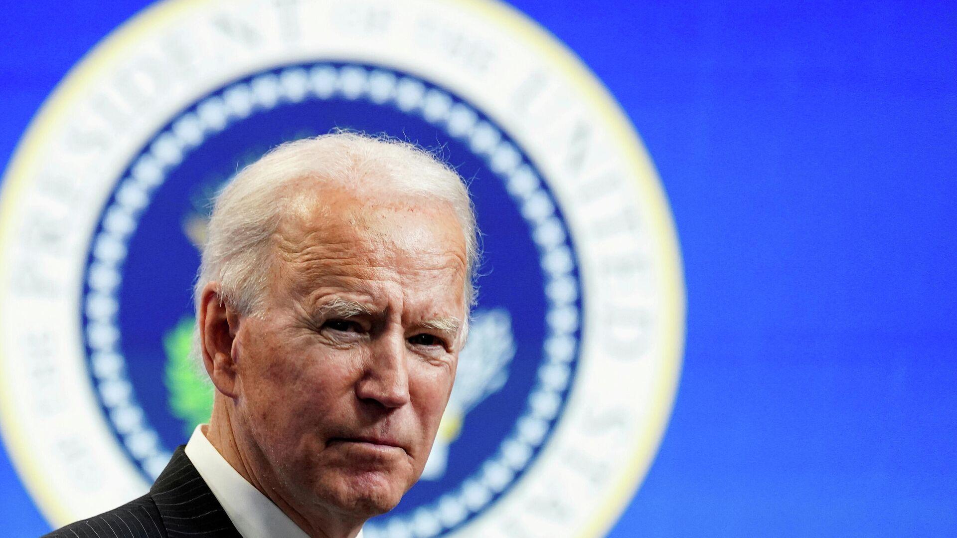 Joe Biden, el presidente de EEUU - Sputnik Mundo, 1920, 16.04.2021