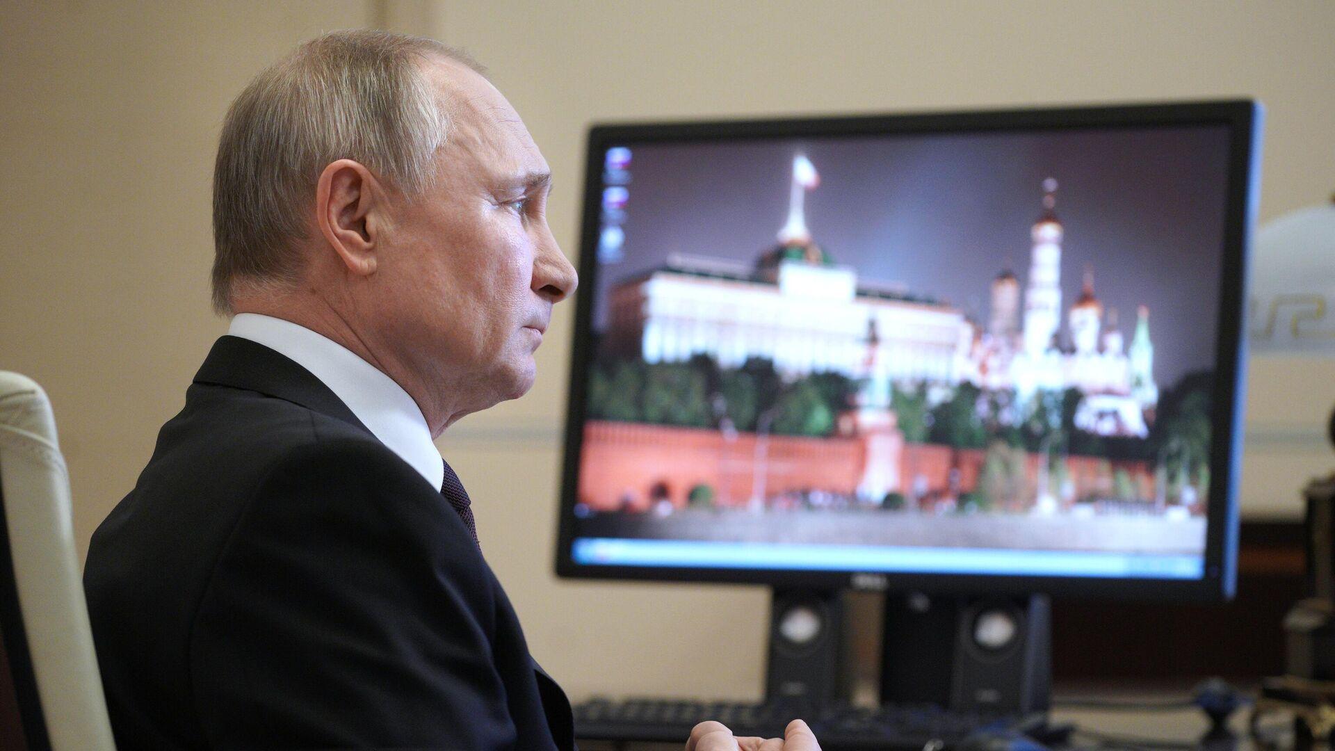 Vladímir Putin, presidente de Rusia - Sputnik Mundo, 1920, 18.03.2021