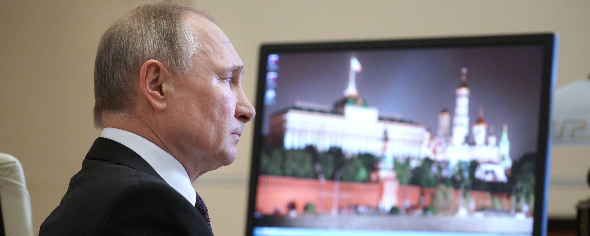 Vladímir Putin, presidente de Rusia - Sputnik Mundo, 1920, 05.05.2021