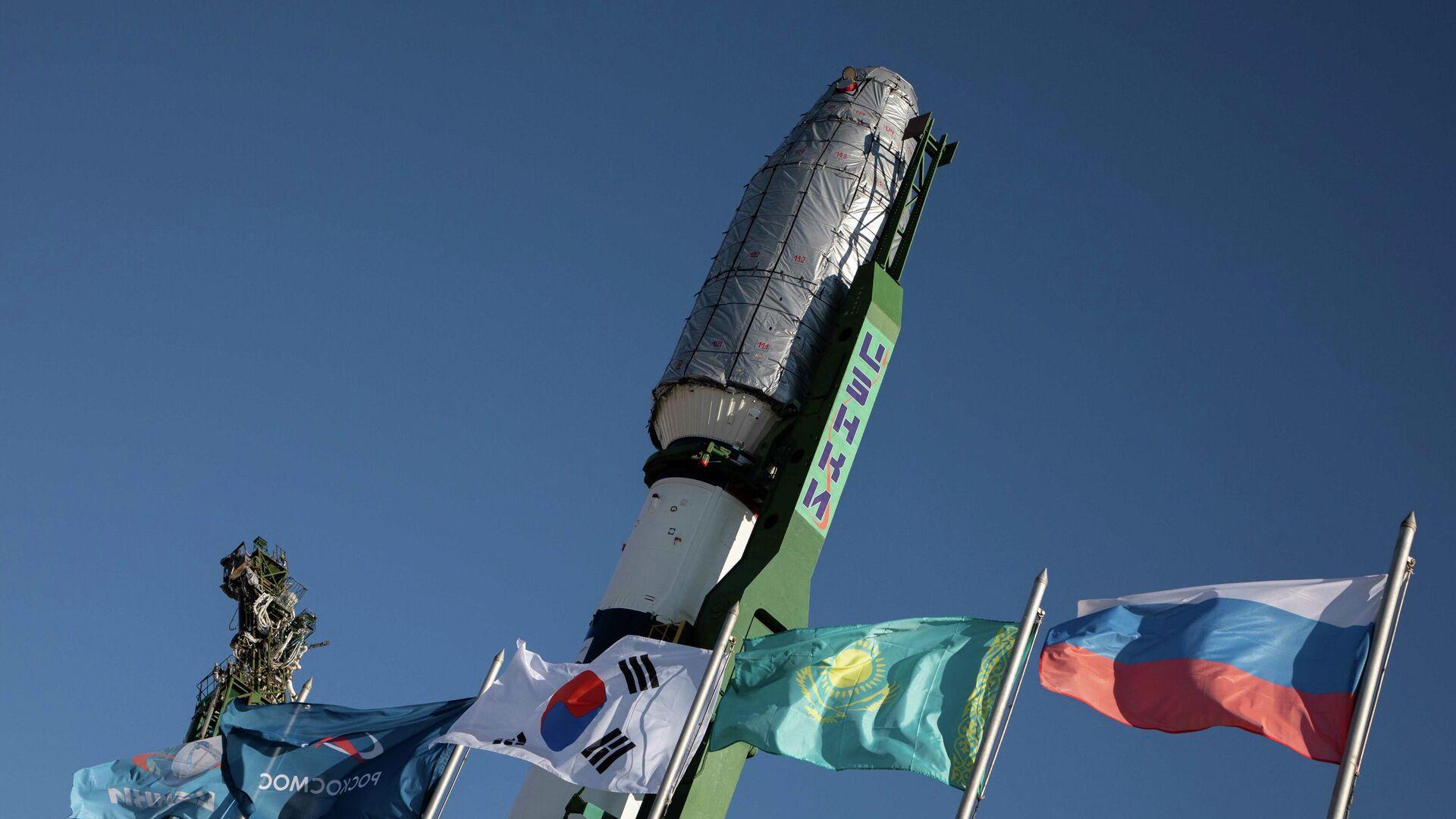 Un cohete ruso Soyuz-2.1a - Sputnik Mundo, 1920, 01.07.2021