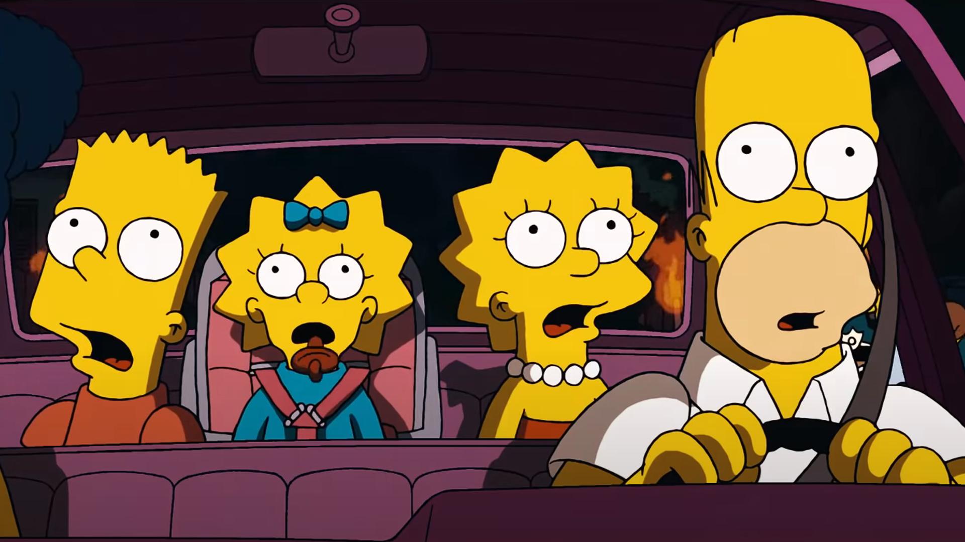 'Los Simpson', captura de pantalla - Sputnik Mundo, 1920, 21.03.2021