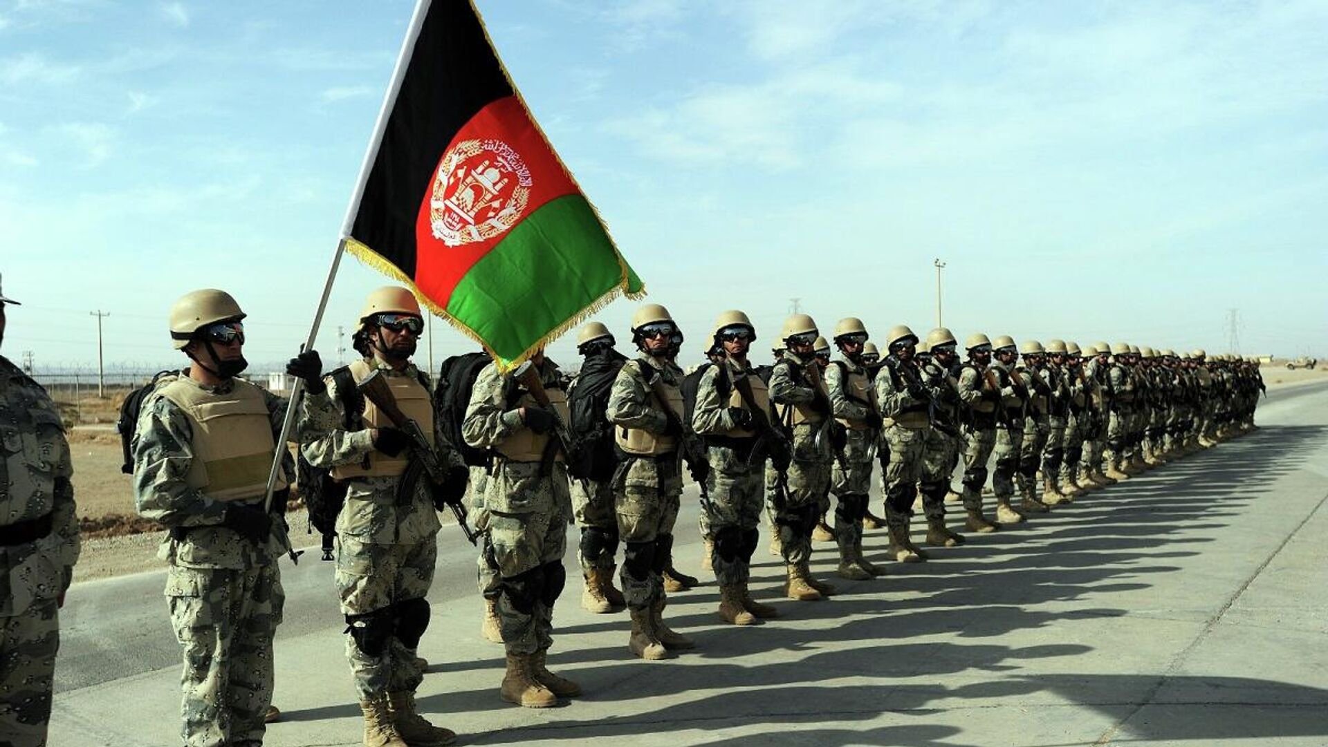 La Policía de Fronteras de Afganistán en Herat - Sputnik Mundo, 1920, 21.03.2021