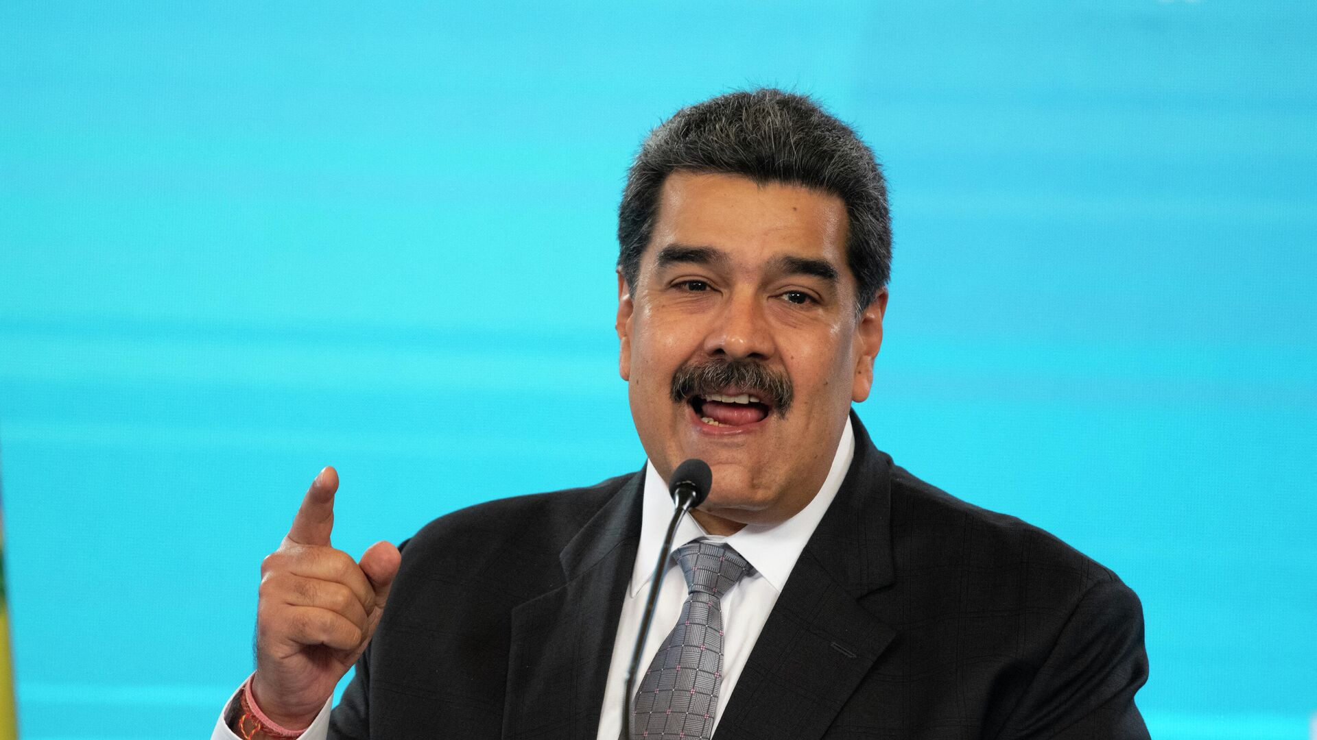 Nicolás Maduro, presidente de Venezuela - Sputnik Mundo, 1920, 21.03.2021