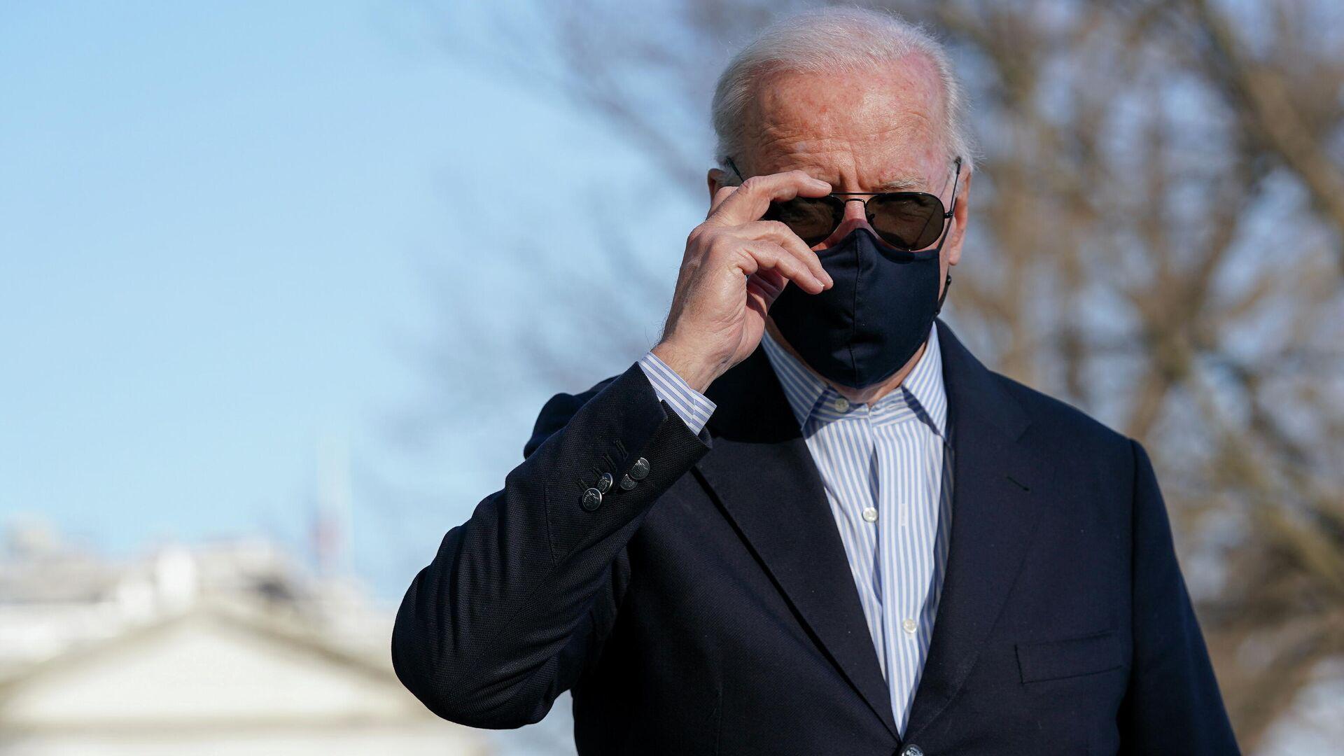 Joe Biden, presidente de EEUU - Sputnik Mundo, 1920, 22.03.2021