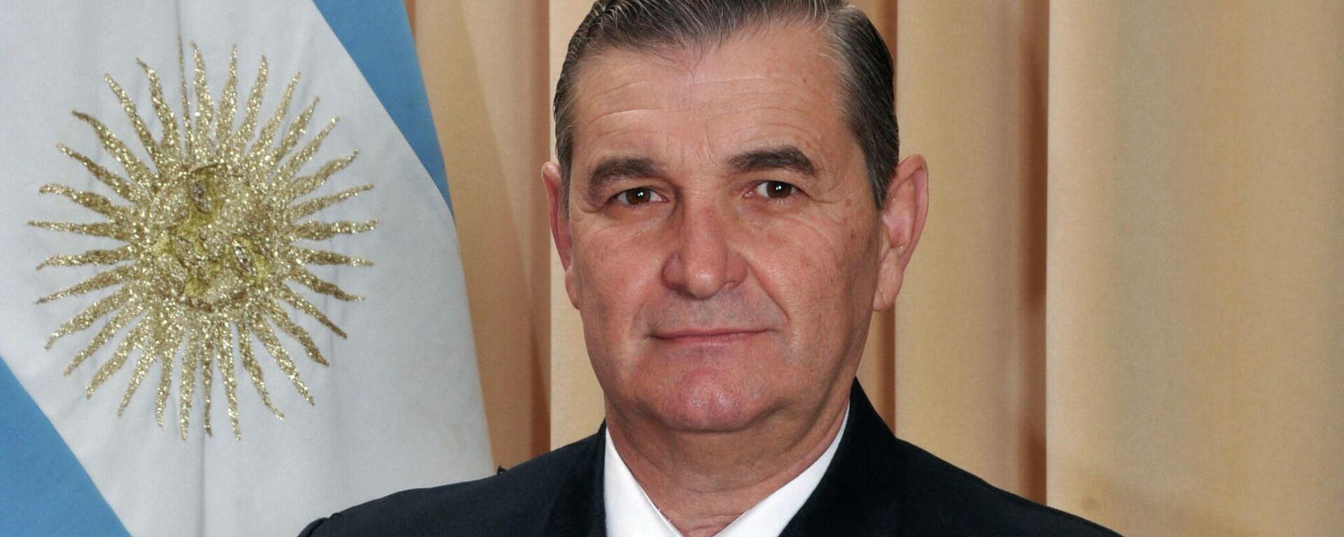 Marcelo Srur, exjefe de la Armada argentina - Sputnik Mundo, 1920, 22.03.2021