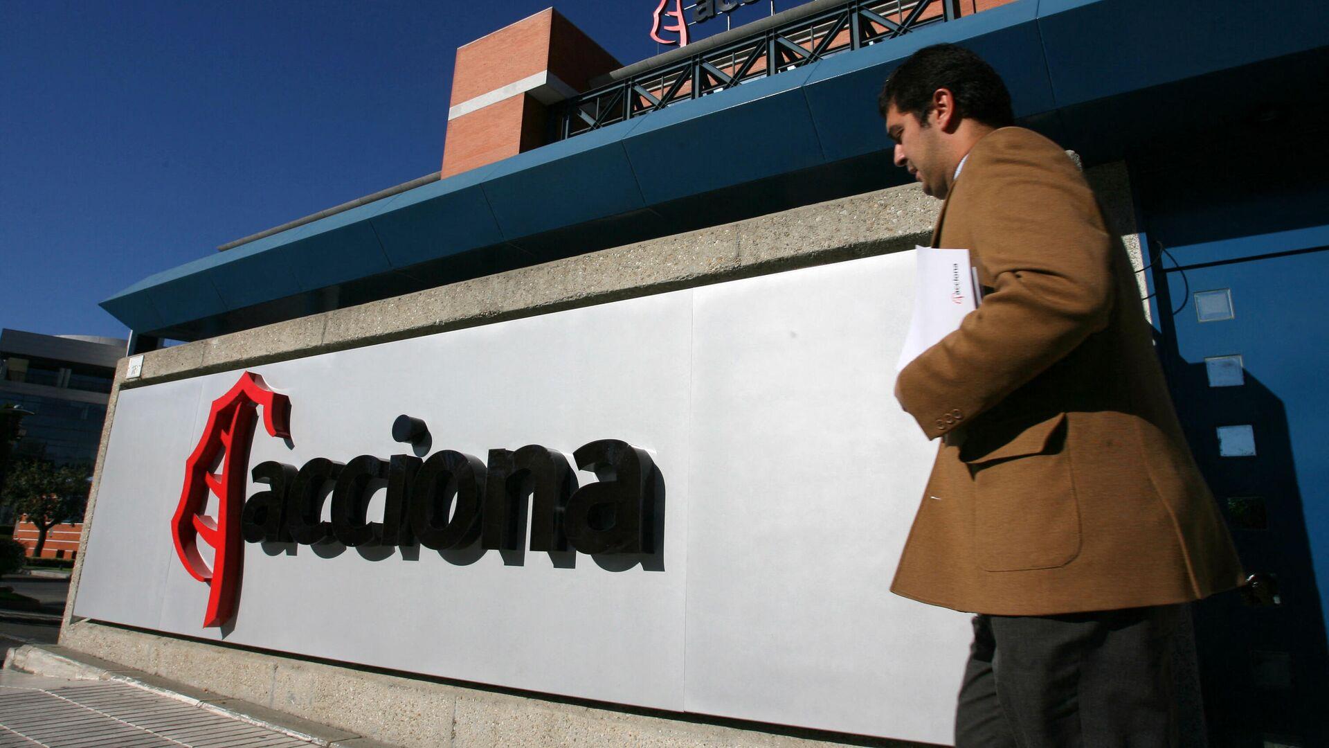 Empresa española Acciona de promoción y gestión de infraestructuras (agua, concesiones, construcciones y servicios) y energías renovables - Sputnik Mundo, 1920, 23.03.2021