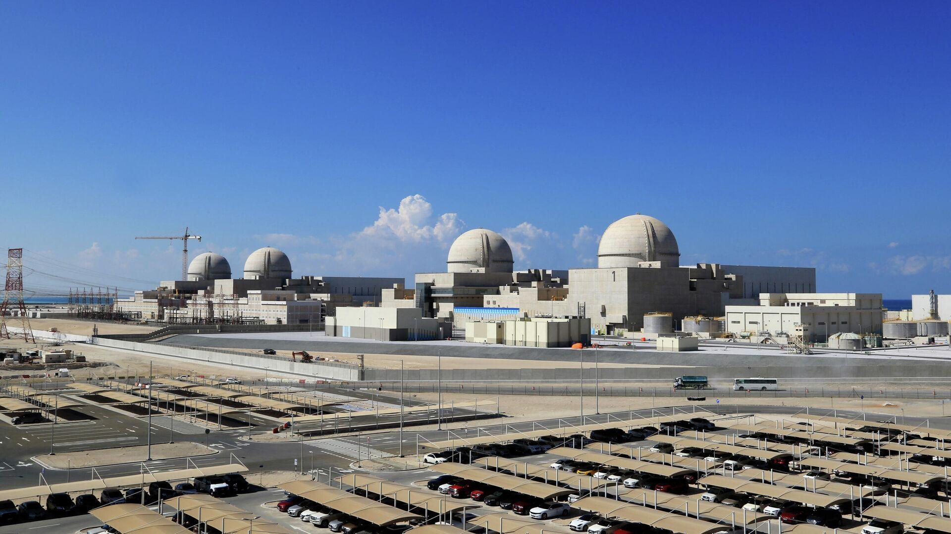 La central nuclear de Barakah - Sputnik Mundo, 1920, 23.03.2021