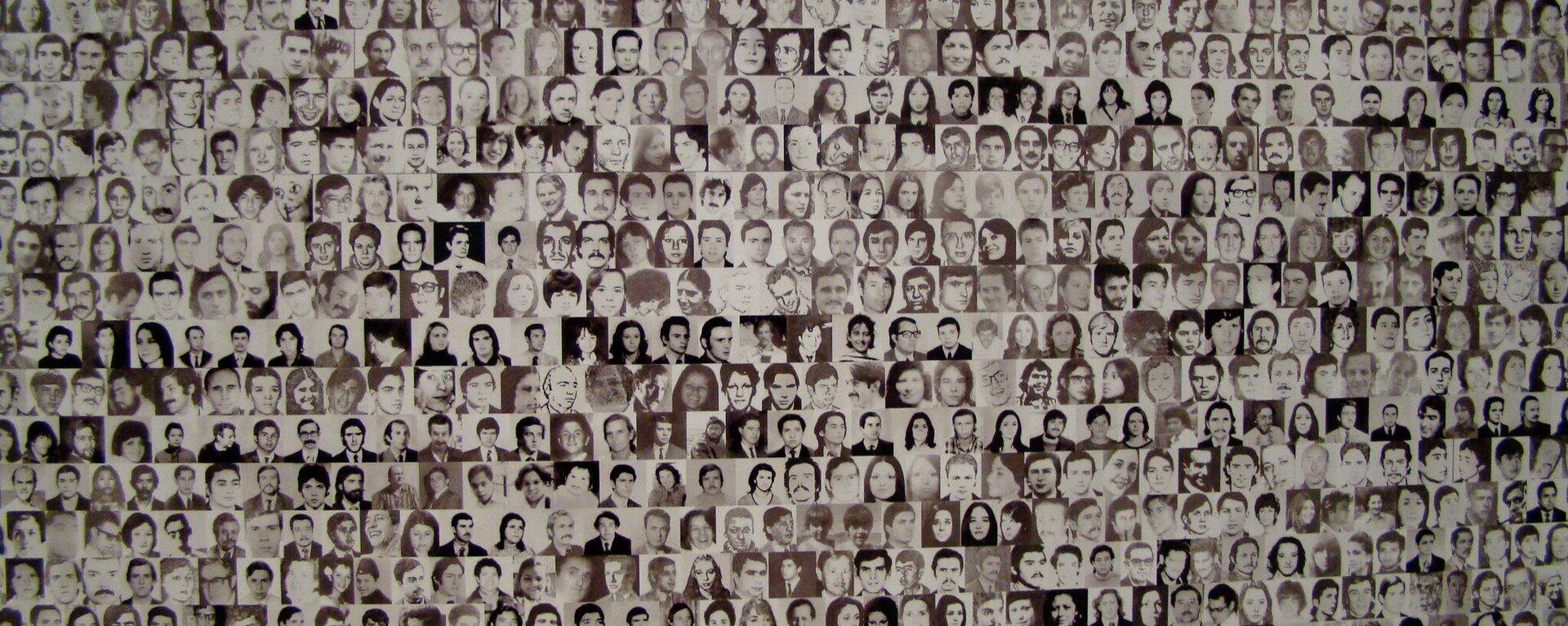 Desaparecidos de la Dictadura Militar Argentina - Sputnik Mundo, 1920, 23.03.2021