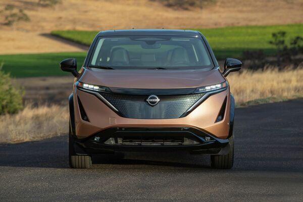 Ariya, el nuevo SUV eléctrico de Nissan - Sputnik Mundo