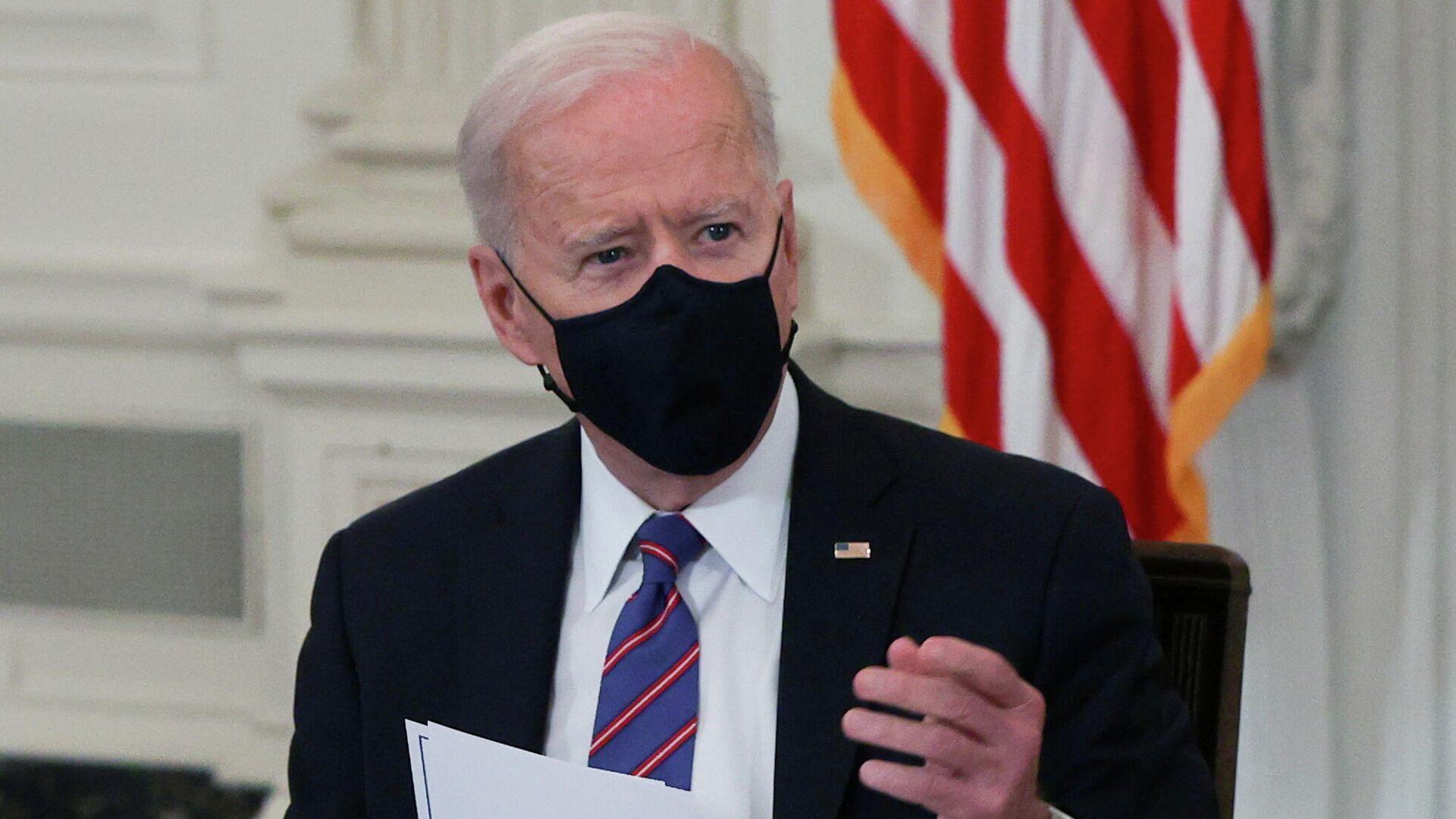 Joe Biden, presidente de EEUU - Sputnik Mundo, 1920, 13.04.2021