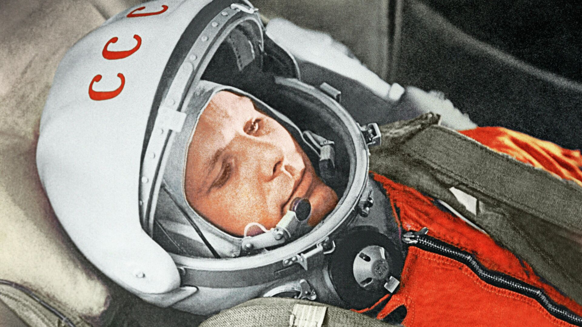 Yuri Gagarin, el primer hombre en volar al espacio - Sputnik Mundo, 1920, 09.04.2021