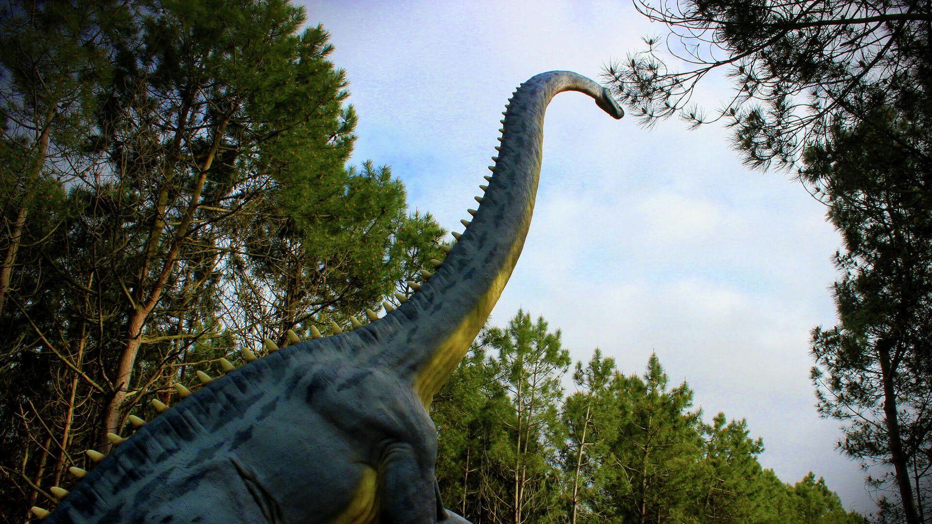 Dinosaurio saurópodos - Sputnik Mundo, 1920, 26.03.2021