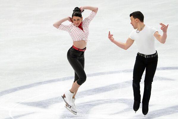 La Unión Internacional de Patinaje (ISU), encargada de la organización del torneo, se esforzó en hacerlo una realidad, ya que por ser el principal evento dentro de la temporada 2020-2021 otorga el pase para los Juegos Olímpicos de Invierno de Pekín 2022. - Sputnik Mundo