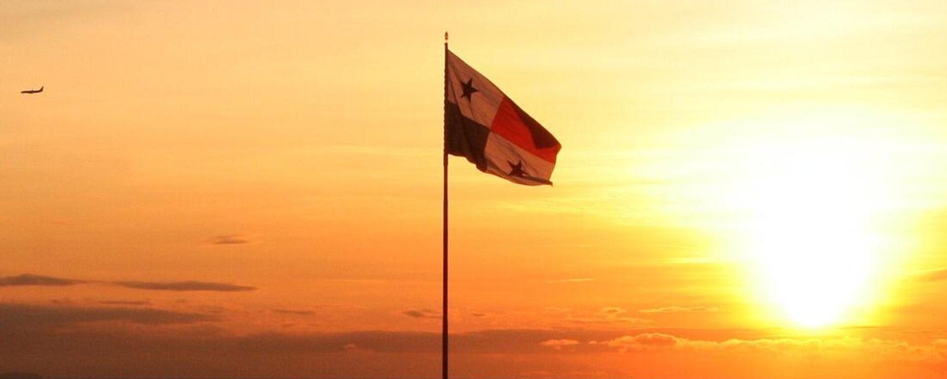La bandera de Panamá - Sputnik Mundo, 1920, 04.06.2021