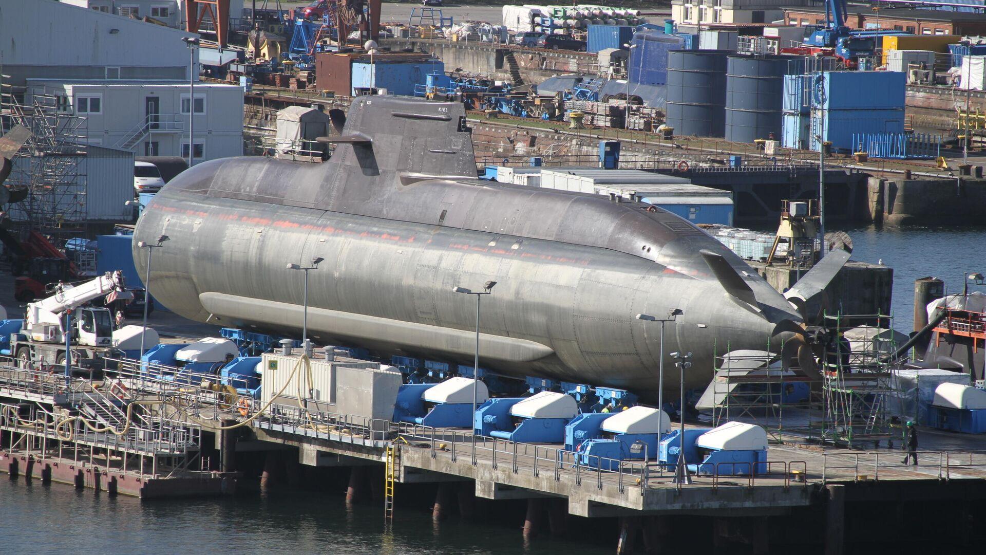 Submarino U35 alemán - Sputnik Mundo, 1920, 28.03.2021