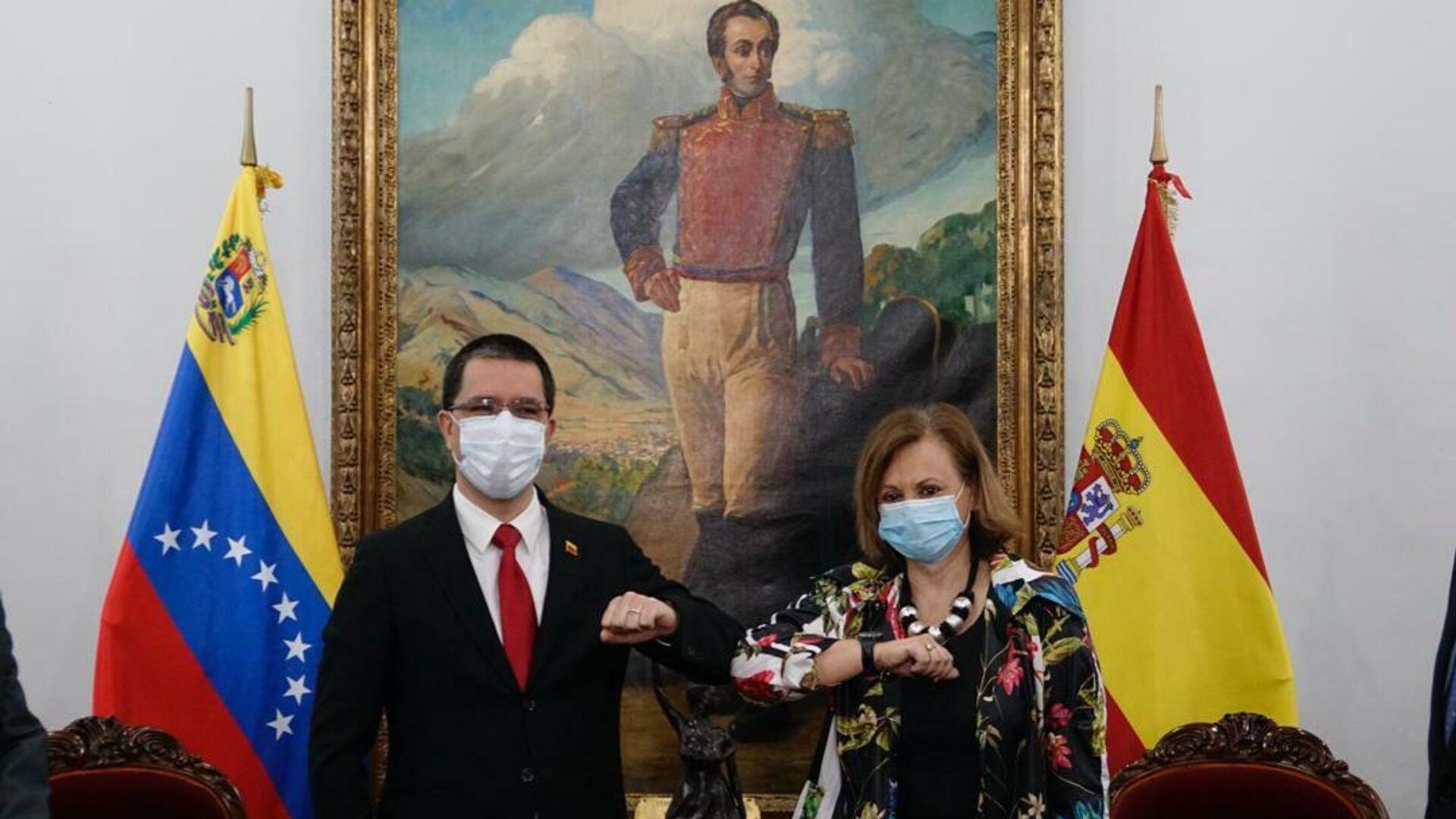 Emisaria española visita Venezuela para ayudar a buscar