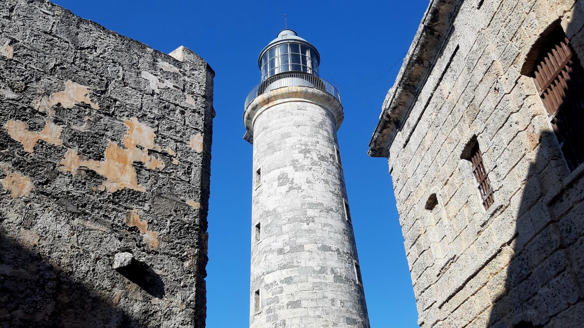 El Faro del Morro tiene una altura de 25 metros - Sputnik Mundo, 1920, 29.03.2021