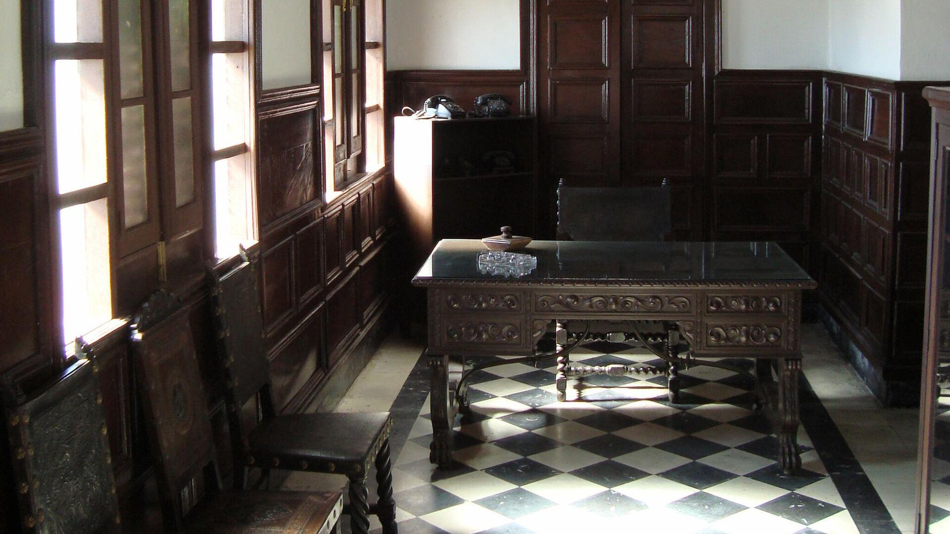 Oficina del Che Guevara en  la Fortaleza San Carlos de la Cabaña - Sputnik Mundo, 1920, 29.03.2021