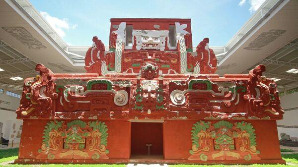 El templo maya Rosalila - Sputnik Mundo