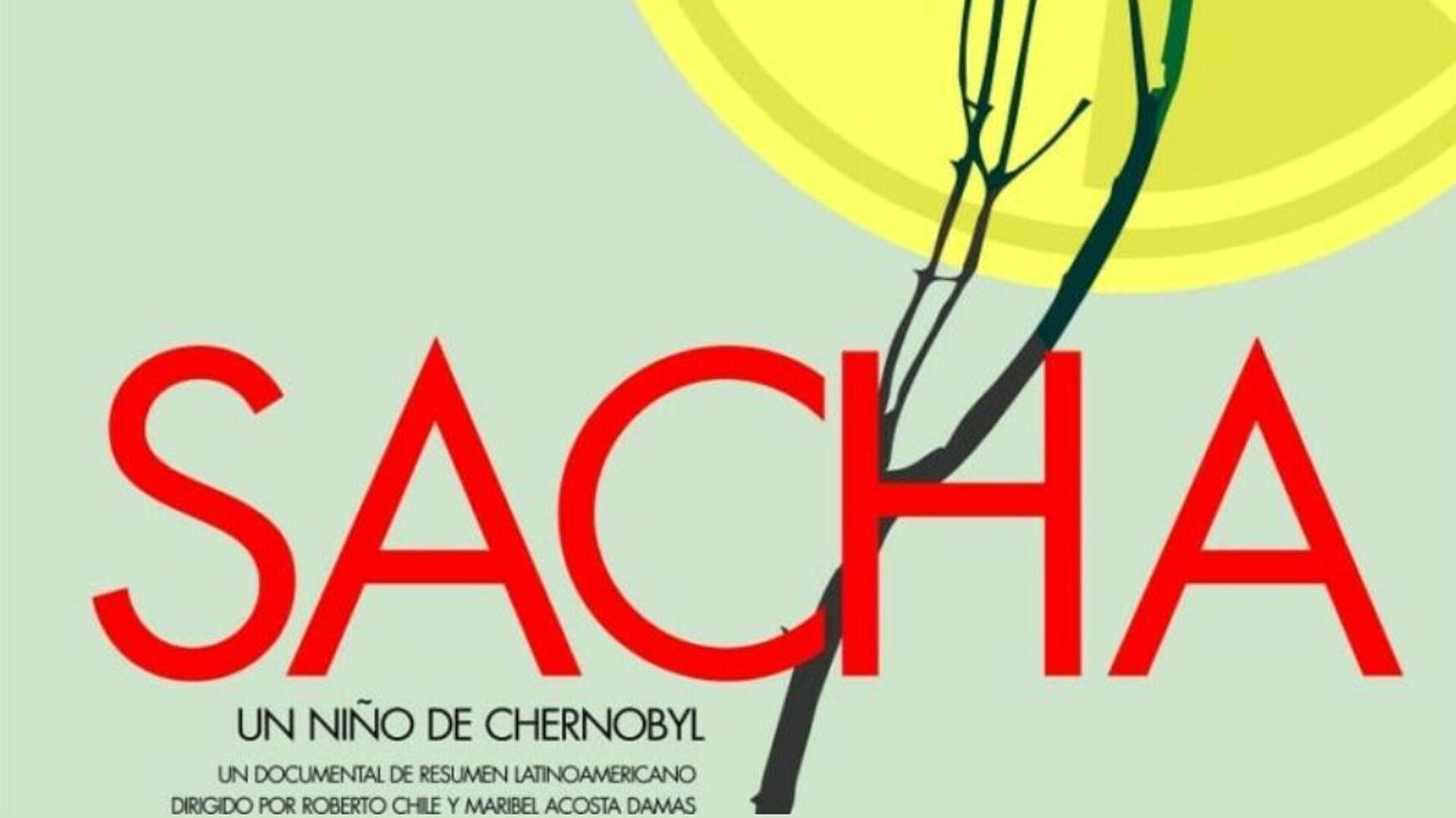 'Sacha, un niño de Chernobyl' - Sputnik Mundo, 1920, 30.03.2021
