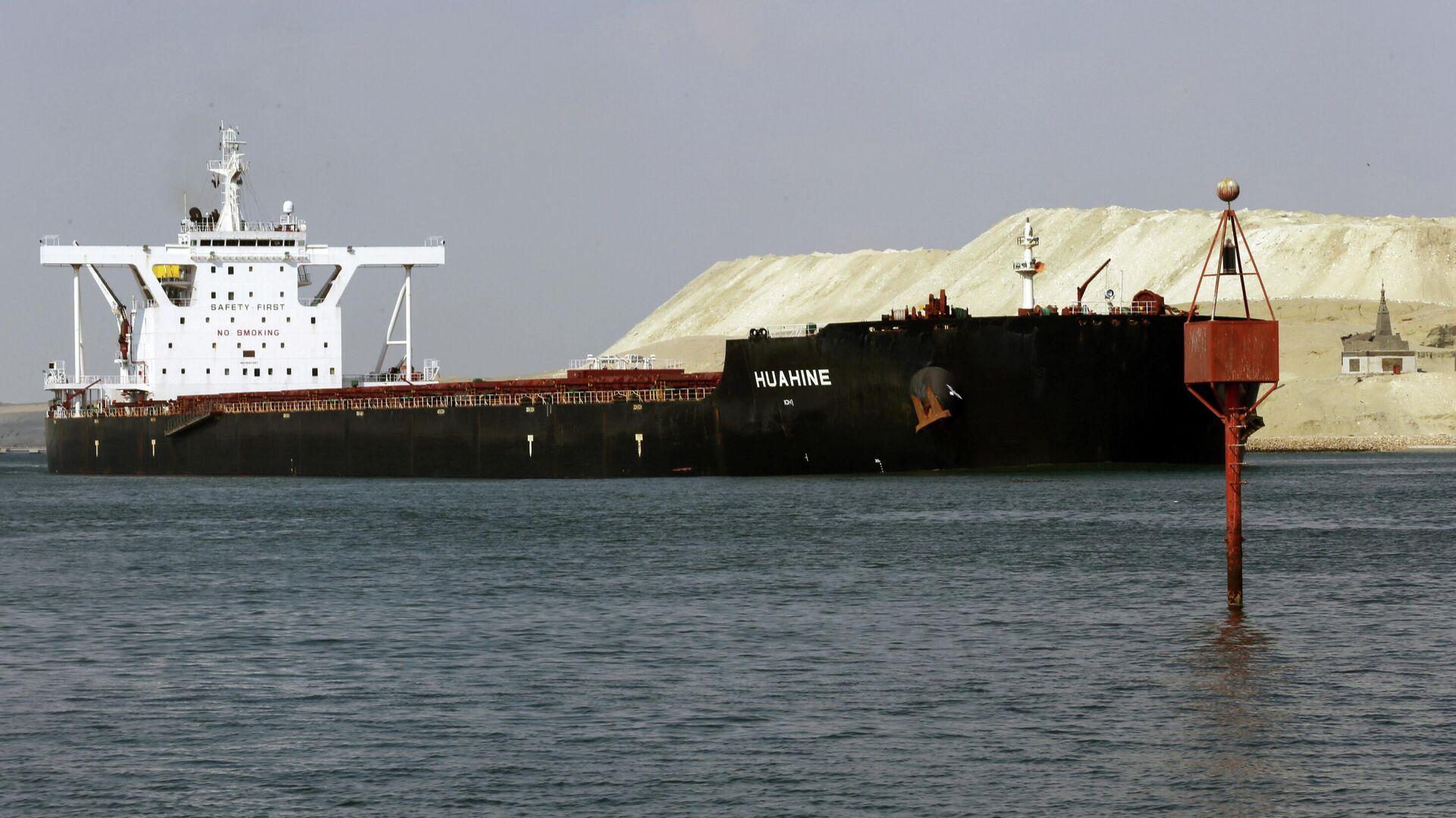 Tráfico en el canal de Suez - Sputnik Mundo, 1920, 30.03.2021