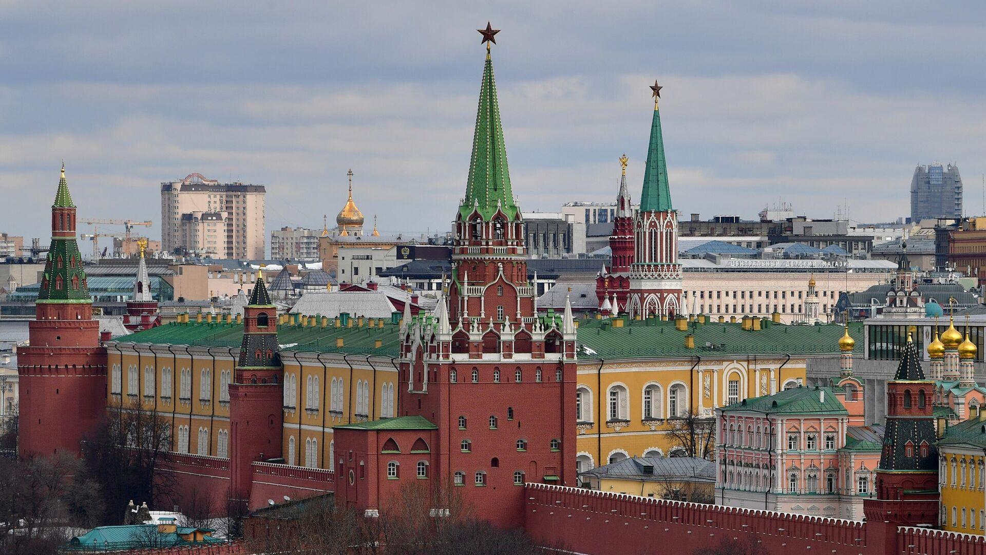 El Kremlin, Rusia - Sputnik Mundo, 1920, 30.04.2021