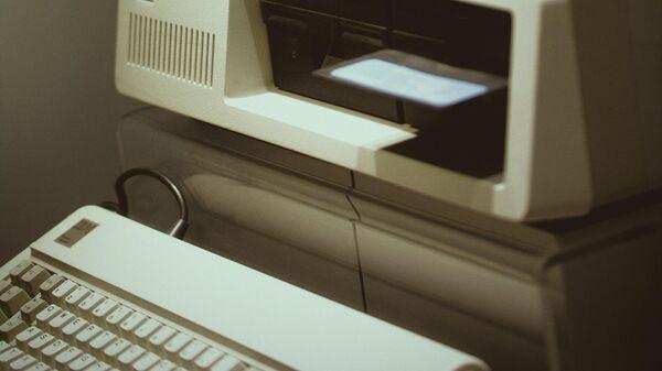Una computadora antigua (imagen referencial) - Sputnik Mundo