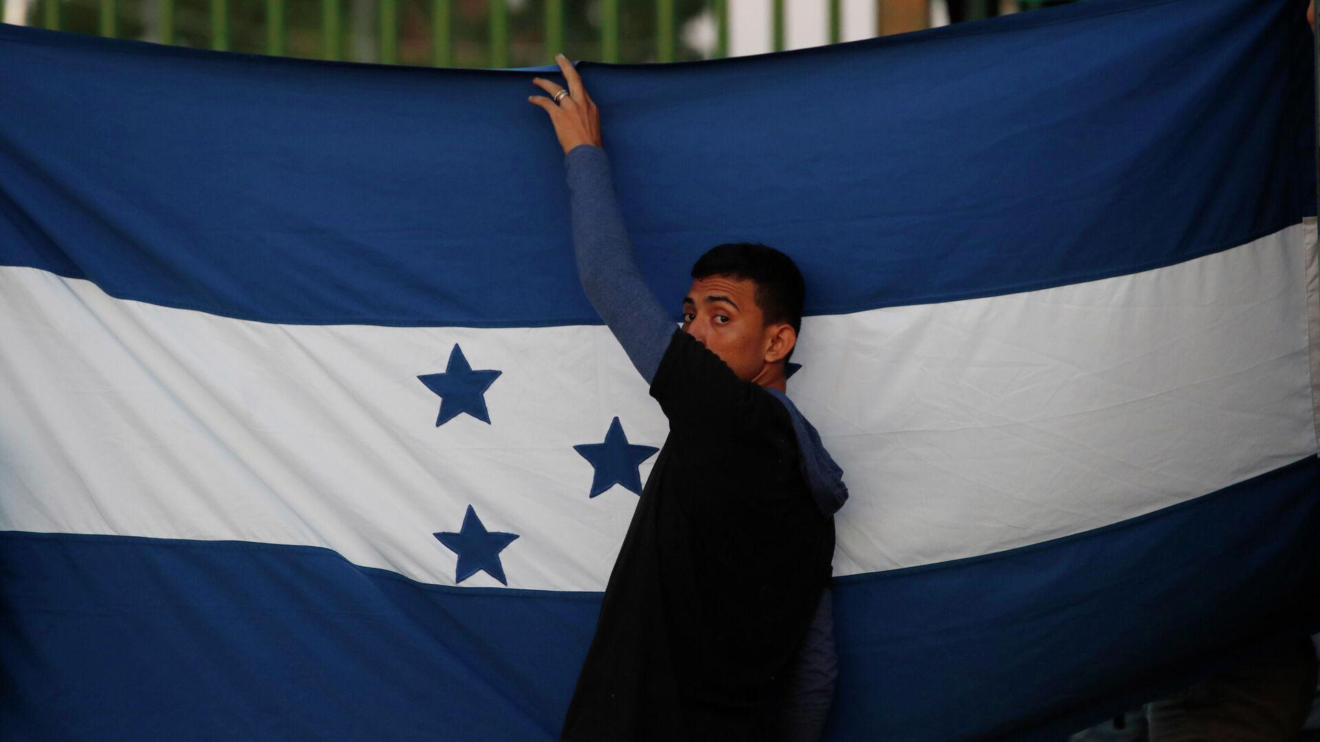 Bandera de Honduras - Sputnik Mundo, 1920, 25.05.2021
