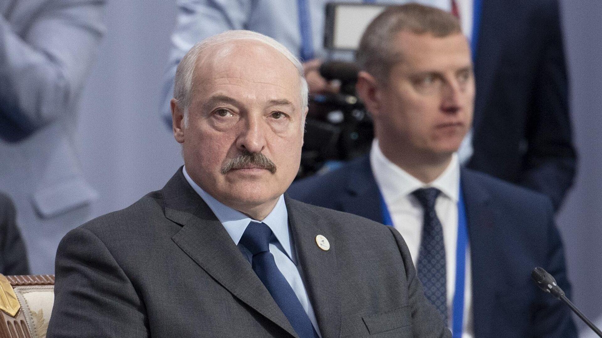 Aleksandr Lukashenko, presidente de Bielorrusia - Sputnik Mundo, 1920, 19.04.2021