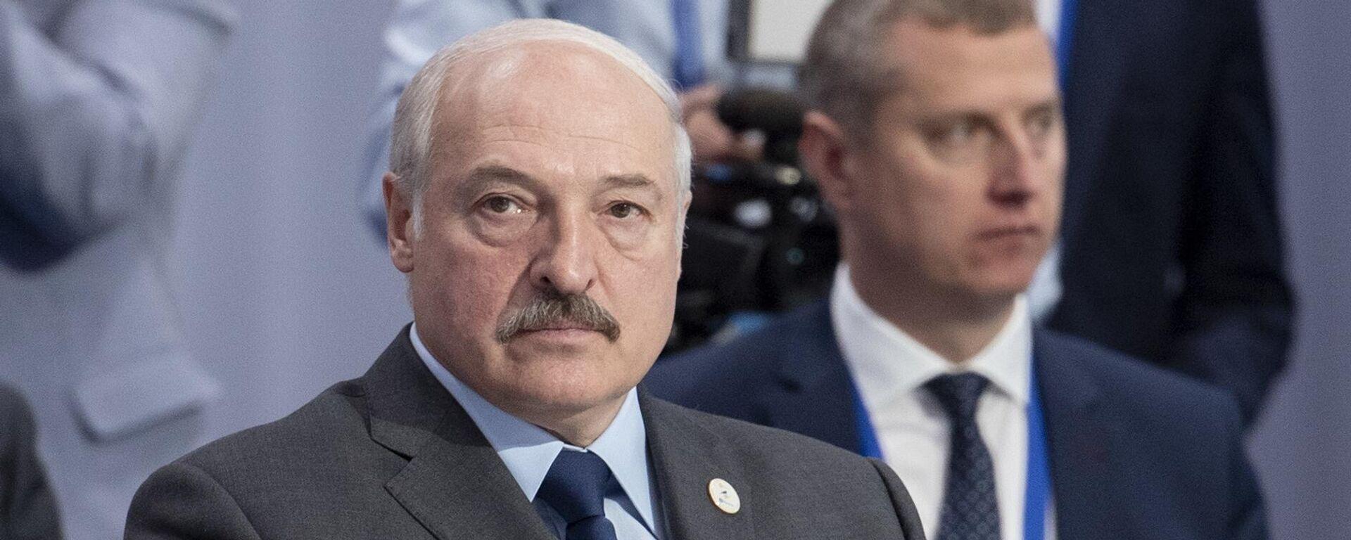 Aleksandr Lukashenko, presidente de Bielorrusia - Sputnik Mundo, 1920, 02.04.2021