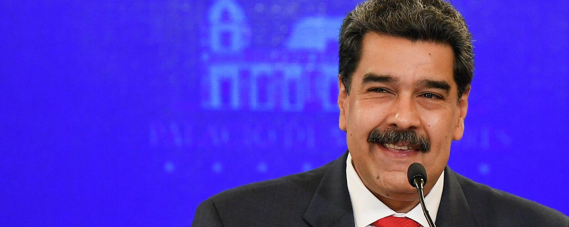 Nicolás Maduro, presidente de Venezuela - Sputnik Mundo, 1920, 25.06.2021