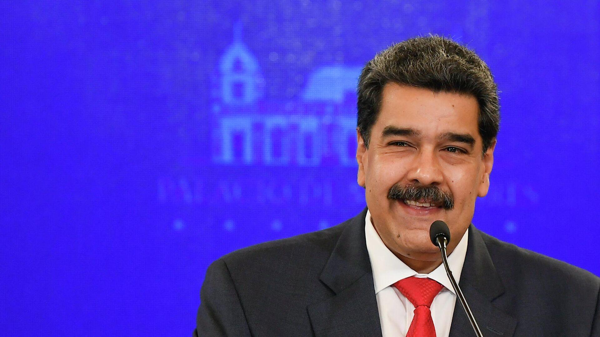 Nicolás Maduro, presidente de Venezuela - Sputnik Mundo, 1920, 28.06.2021