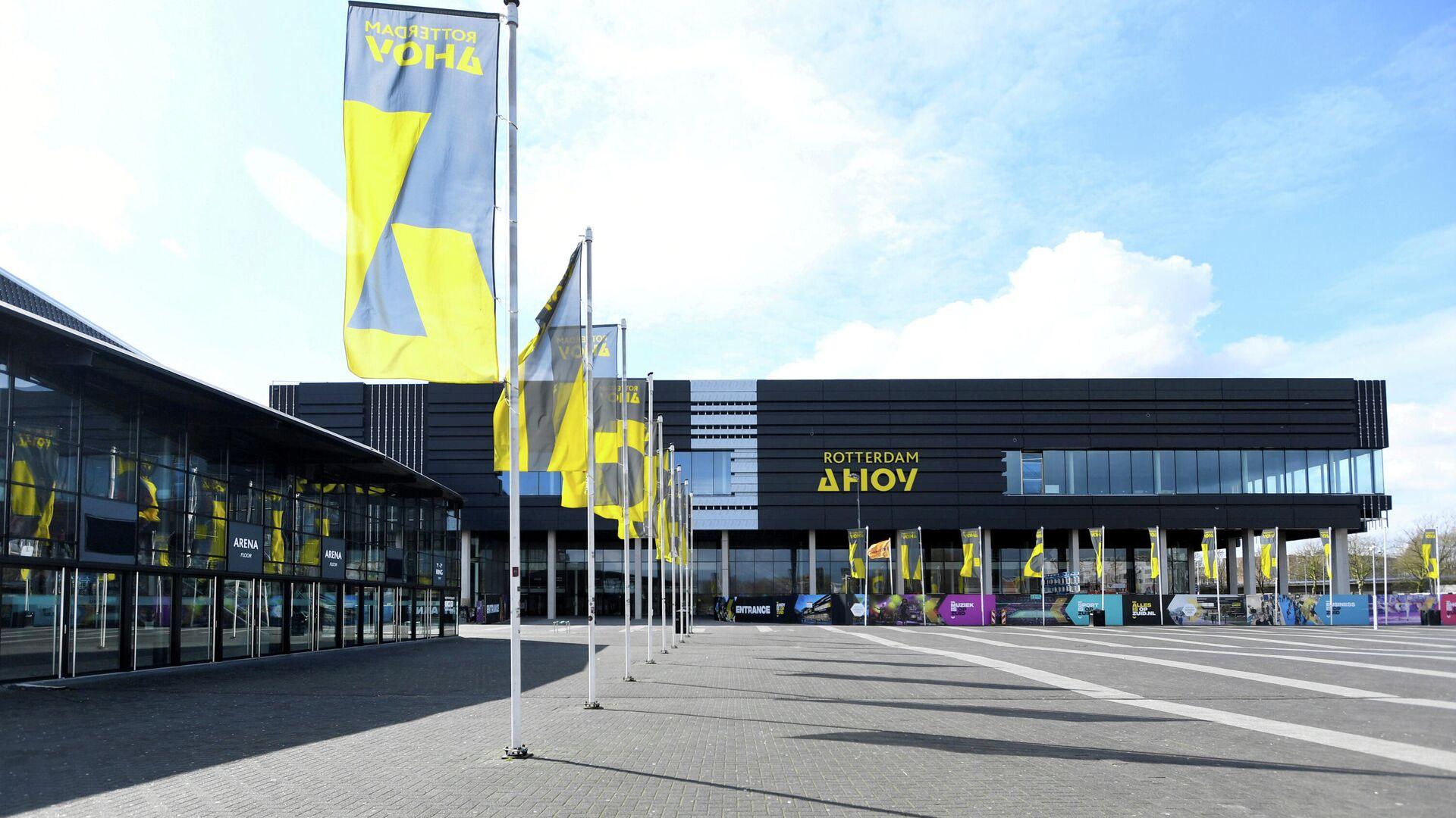 El lugar de la celebración del Festival de la Canción Eurovisión 2021 en Países Bajos - Sputnik Mundo, 1920, 01.04.2021