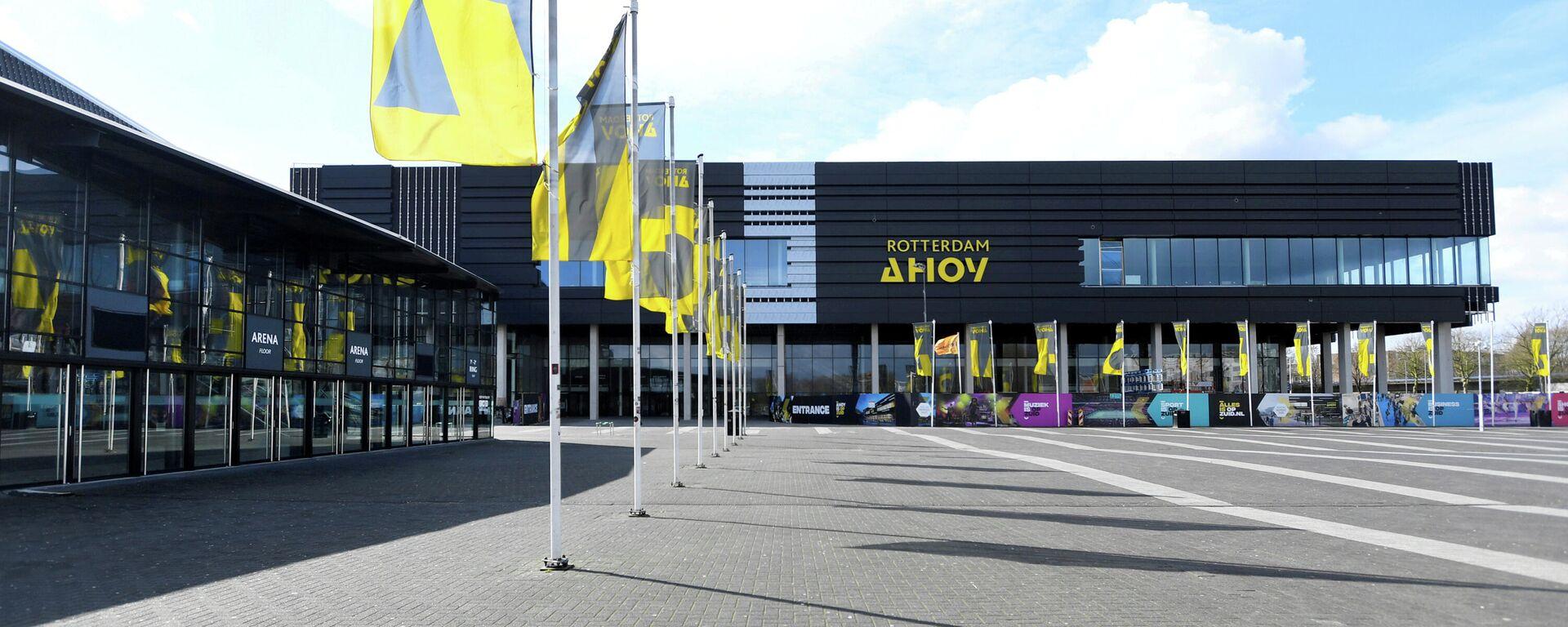 El lugar de la celebración del Festival de la Canción Eurovisión 2021 en Países Bajos - Sputnik Mundo, 1920, 06.04.2021